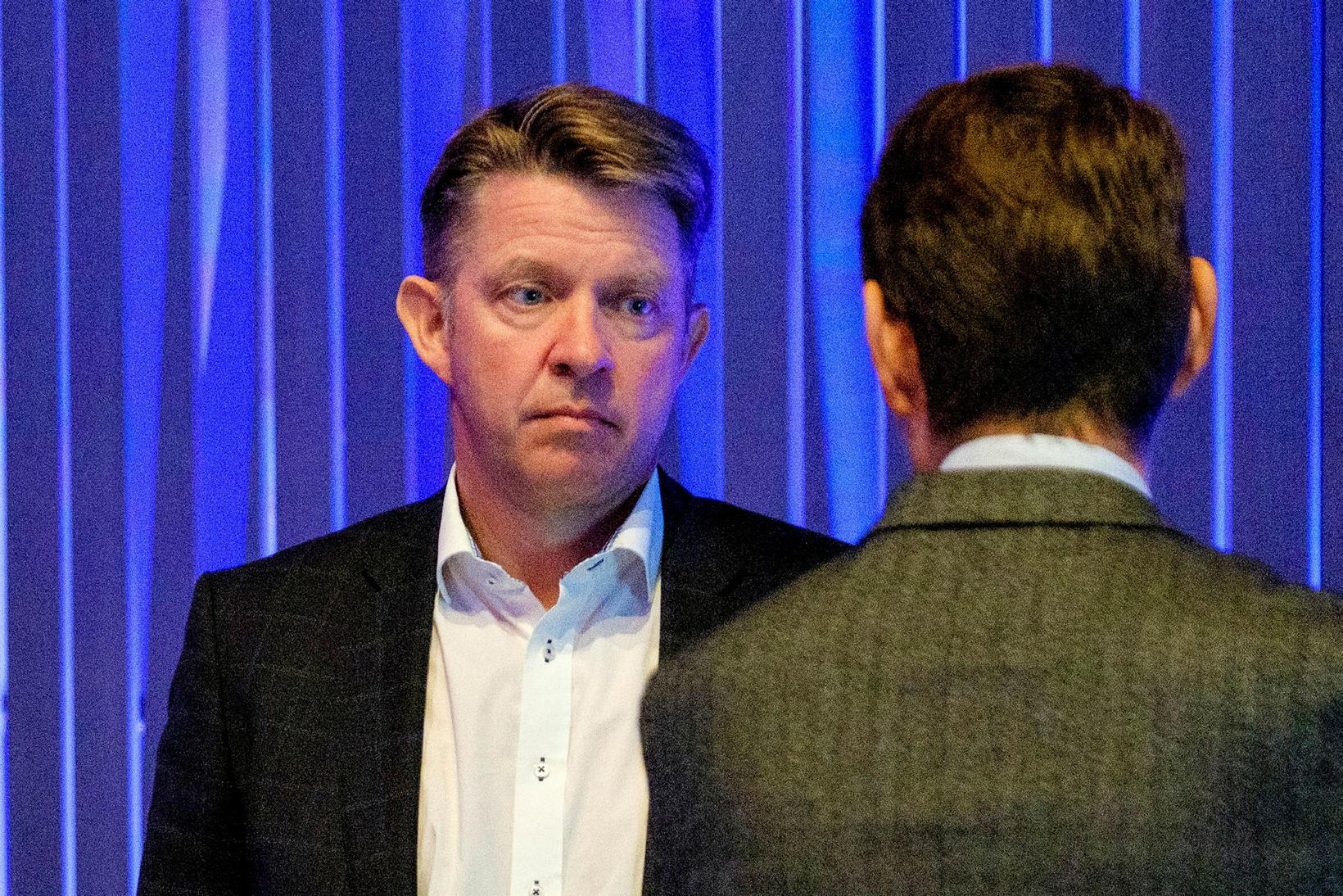 Bogi Nils Bogason, forstjóri Icelandair.