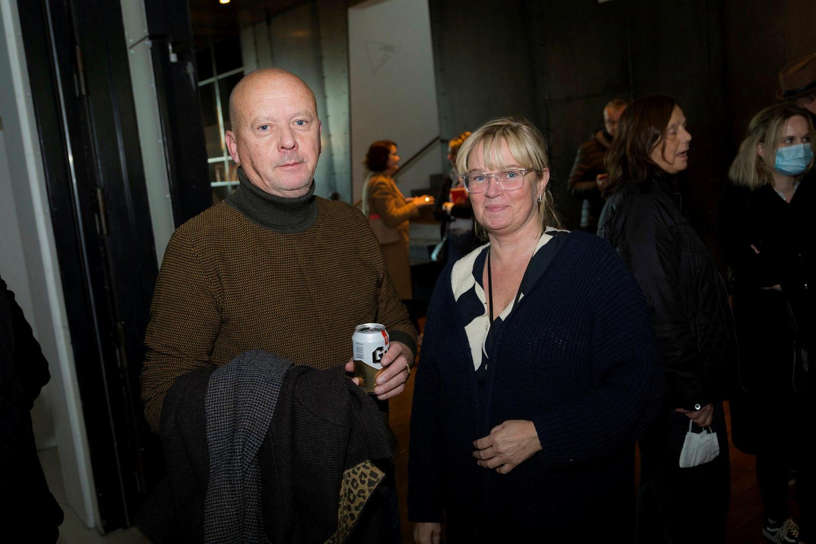 Ólafur Stolzenwald og Ingibjörg Hannesdóttir.