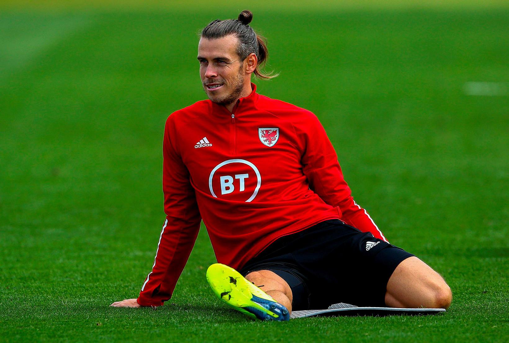 Gareth Bale, sem var dýrasti leikmaður heims þegar Tottenham seldi …