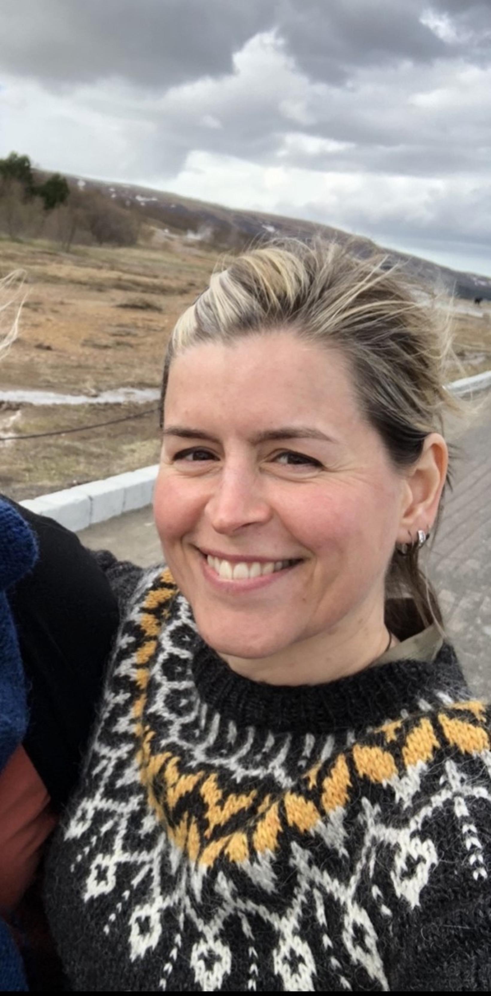 Heiðrún Erla Guðbjörnsdóttir.