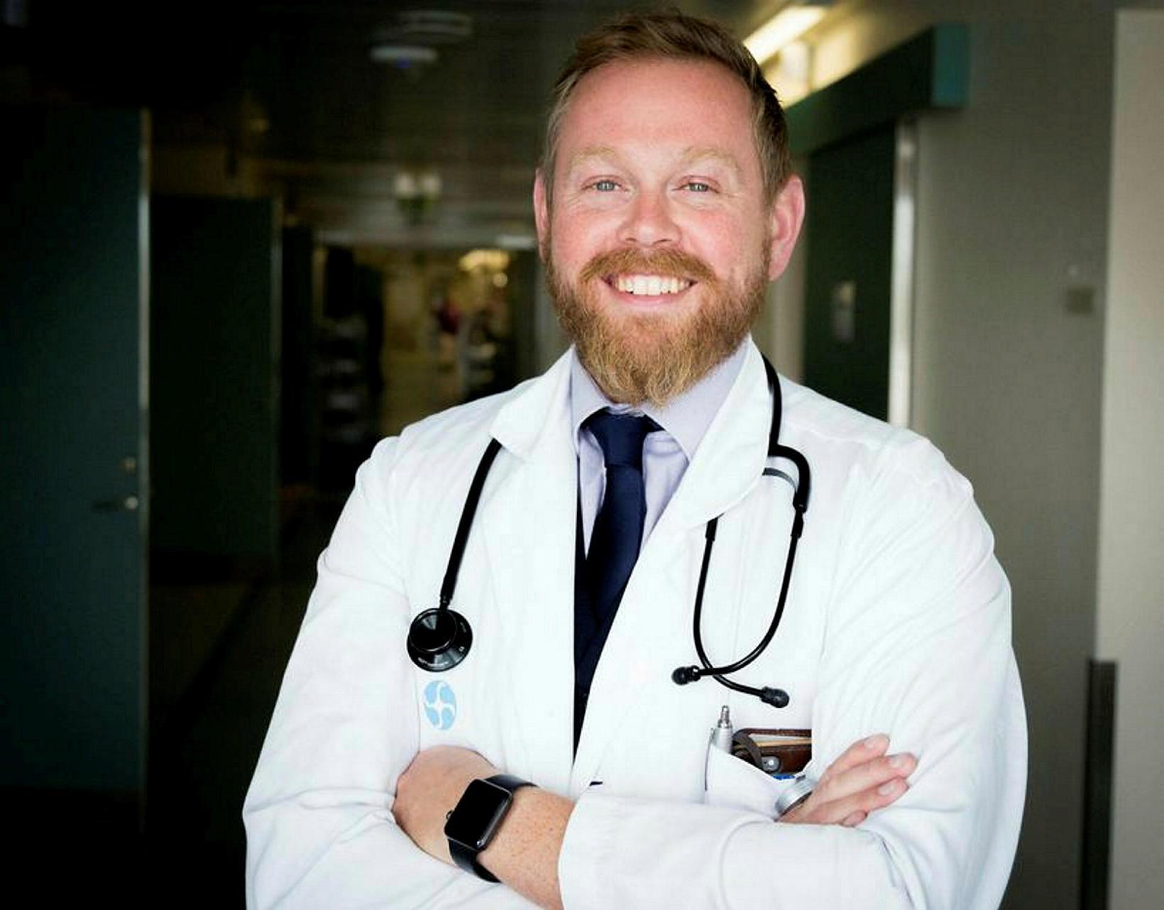 Ragnar Freyr Ingvarsson, MD.