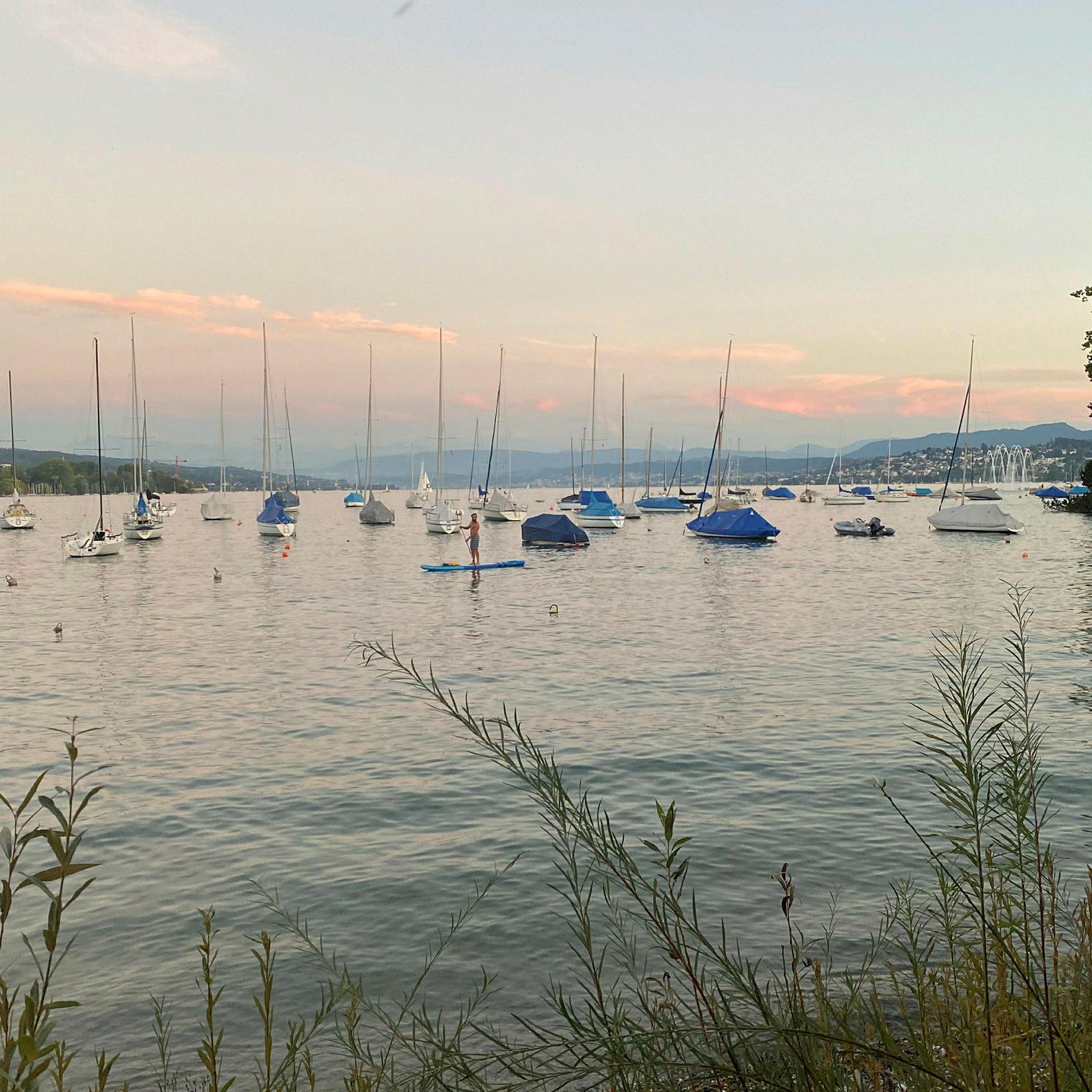 Zürich Lake.