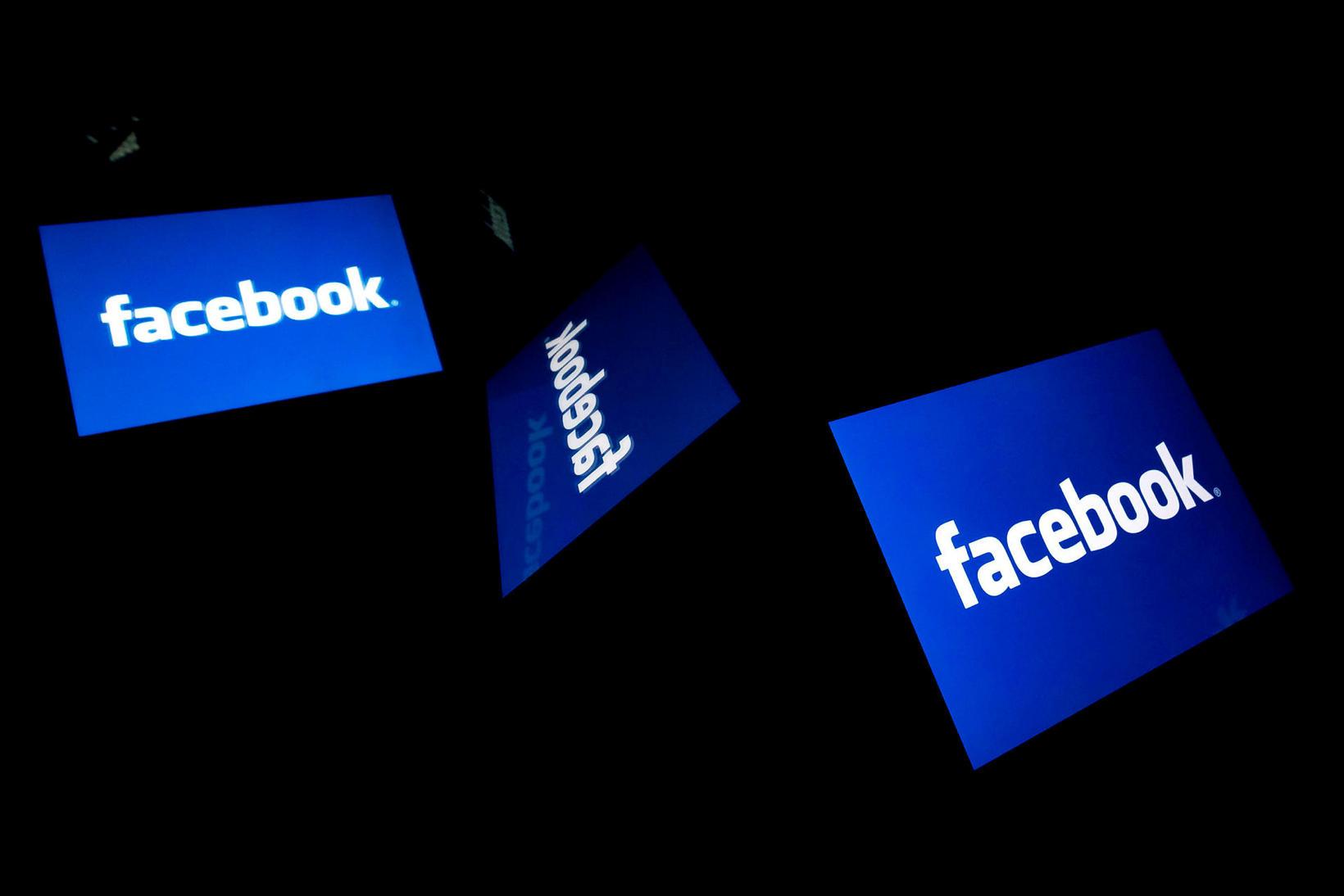 Fyrirtækið hefur verið bannað á Facebook.