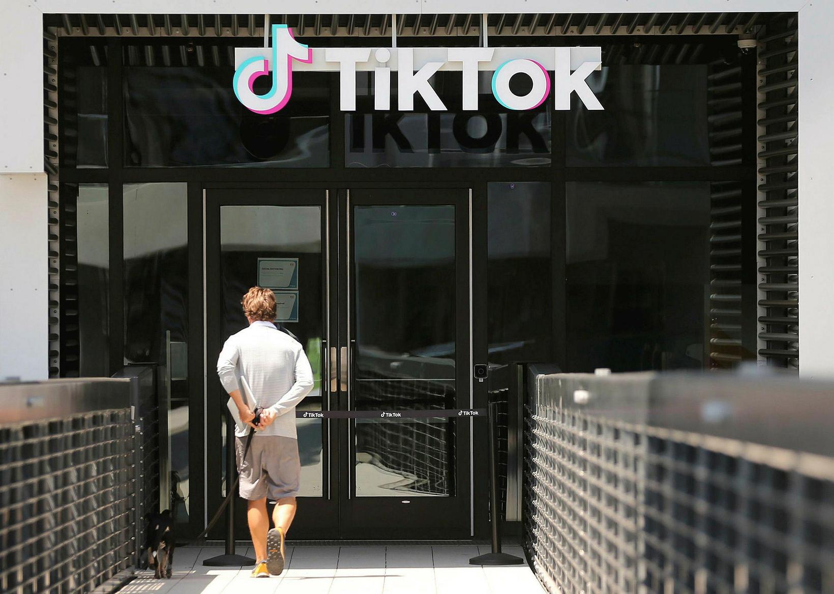 Stofnað verður nýtt fyrirtæki, TikTok Global, með höfuðstöðvar í Texas.
