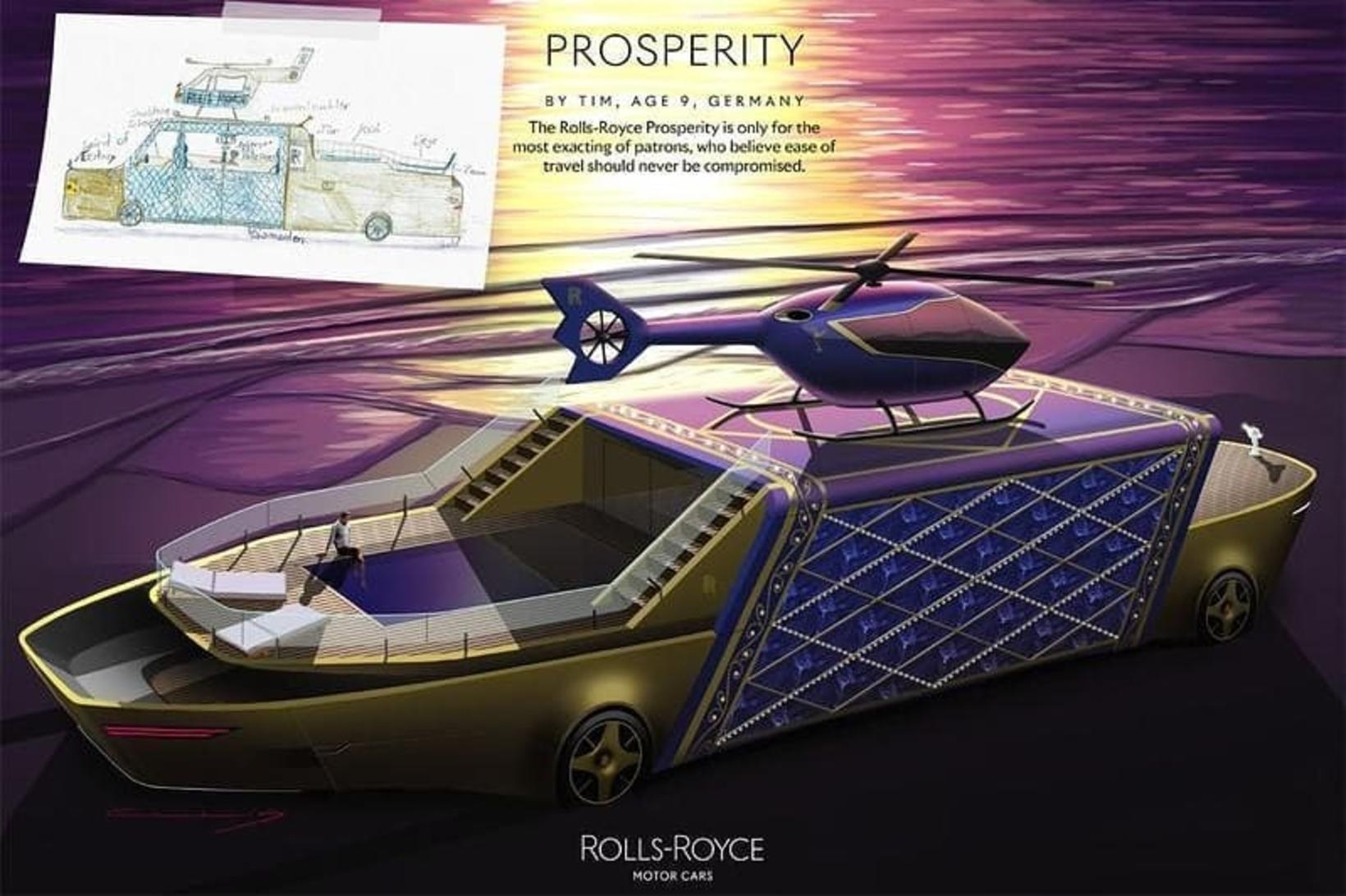 Rolls Royce Prosperity