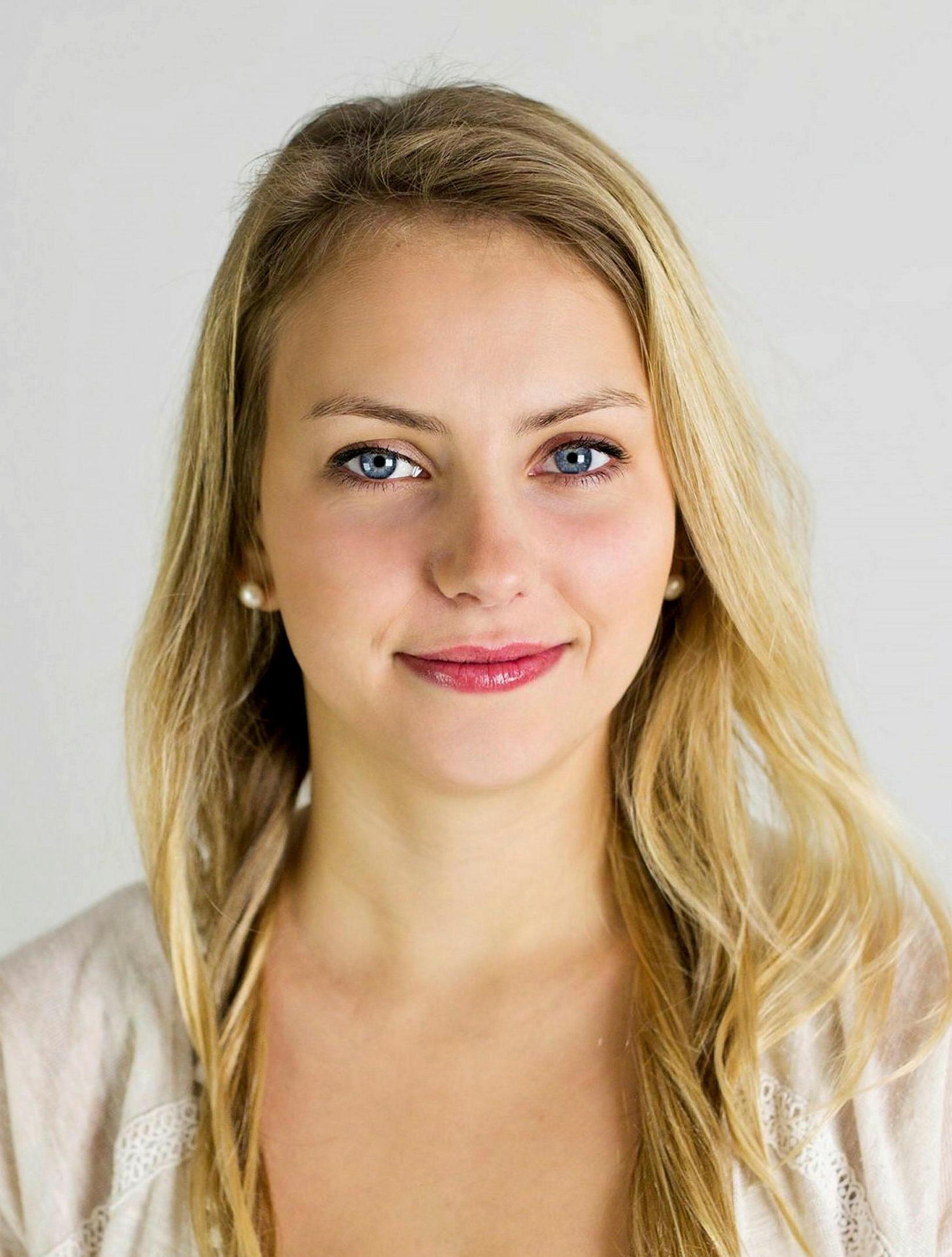 Sólveig Halldórsdóttir.