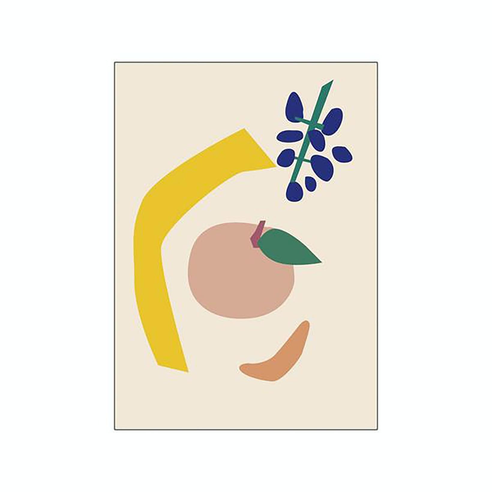 """Fruits"", 50 x 70 cm – Poster & Frame."