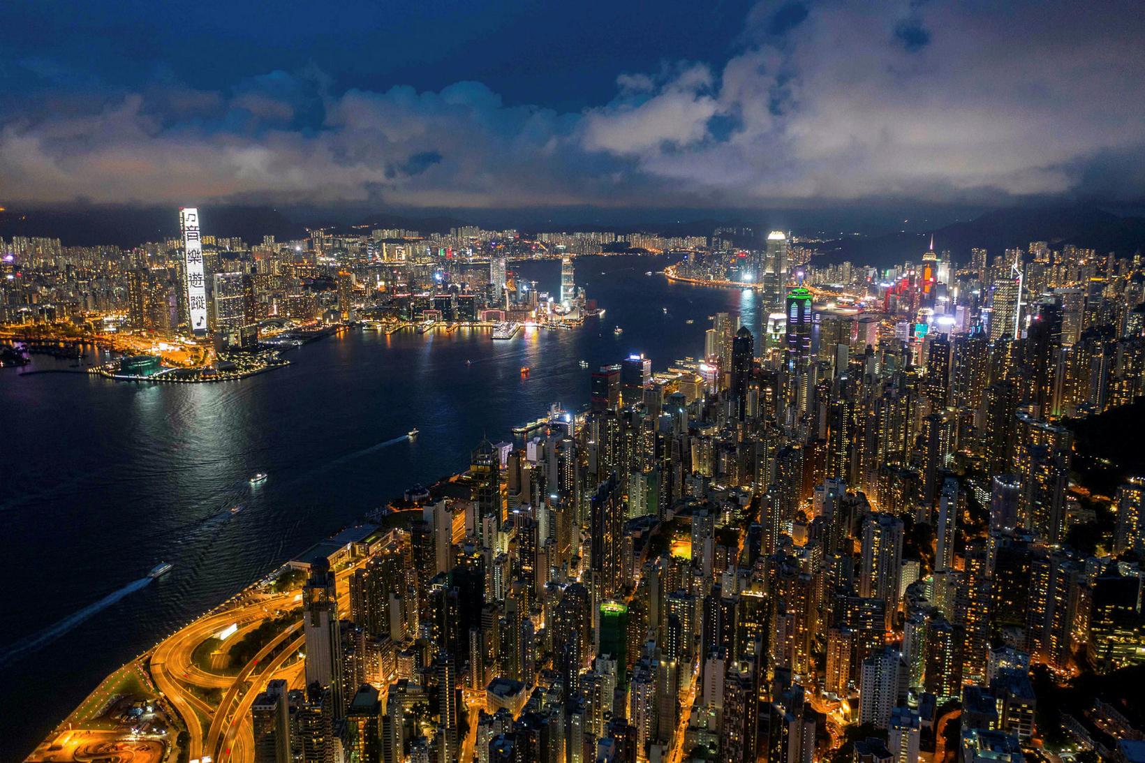 Hong Kong er dýr.
