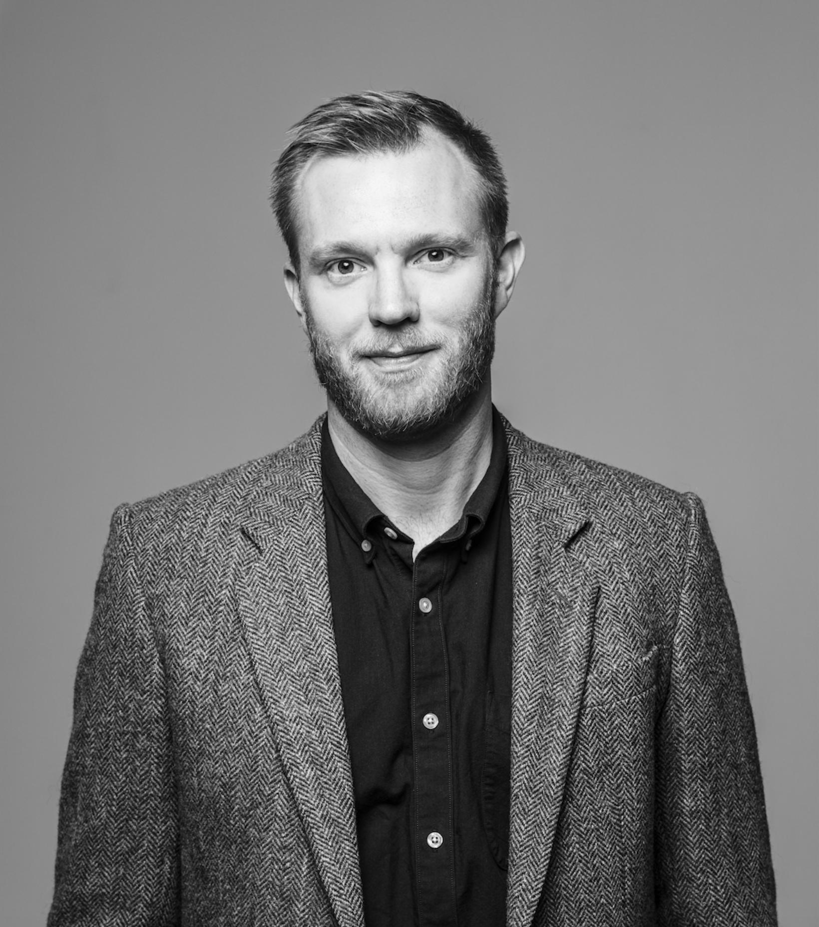 Garðar Stefánsson, einn stofnandi og framkvæmdastjóri Good Good