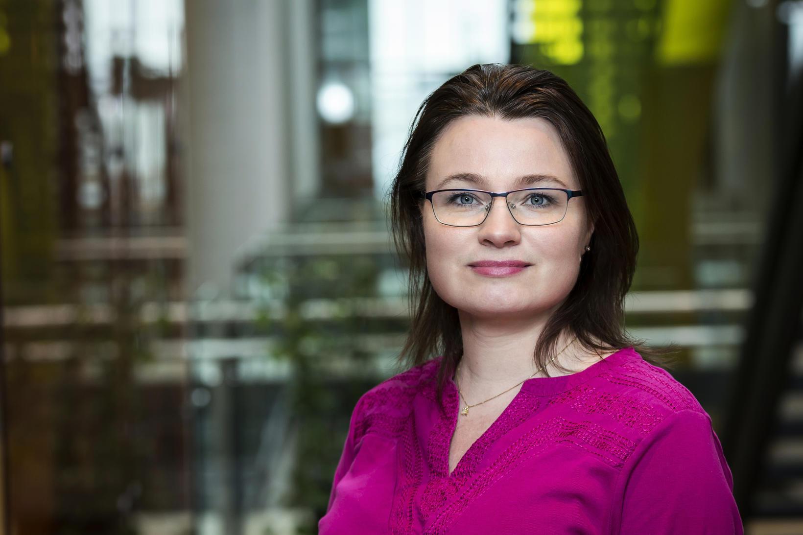 Eyrún María Rúnarsdóttir en nýdoktor og aðjúnkt við menntavísindasvið Háskóla …