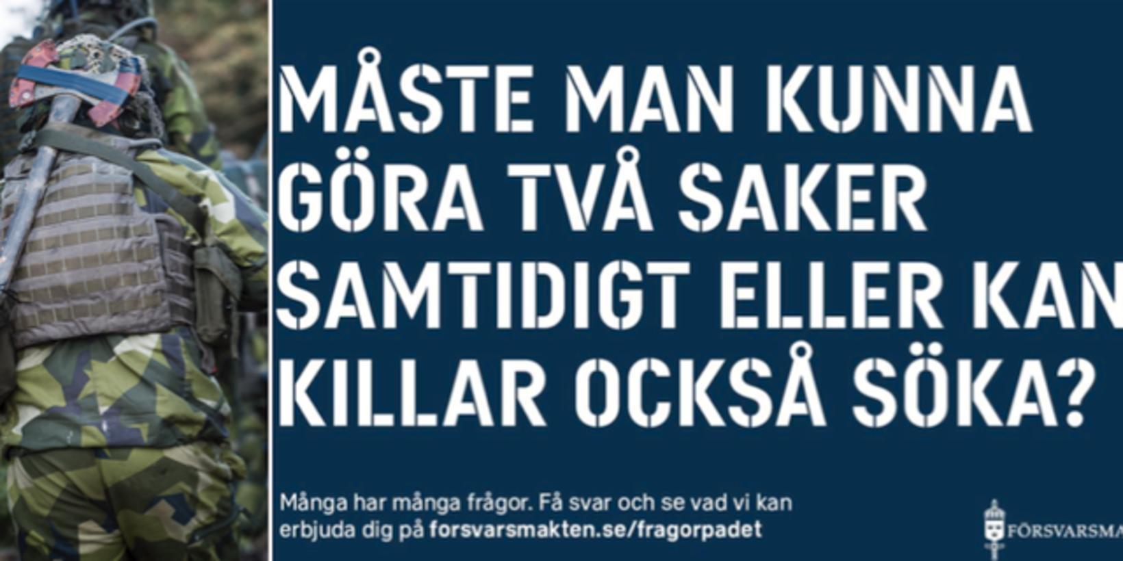 """""""Verður maður að geta gert tvo hluti í einu eða …"""
