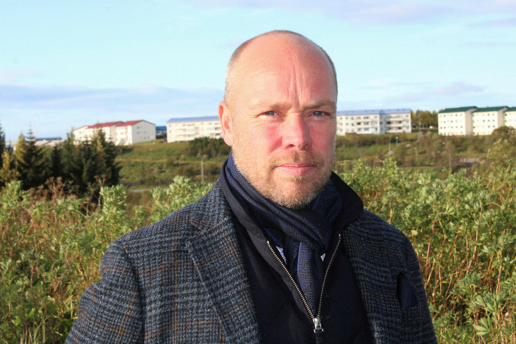 Tómas Már Sigurðsson, forstjóri HS Orku.