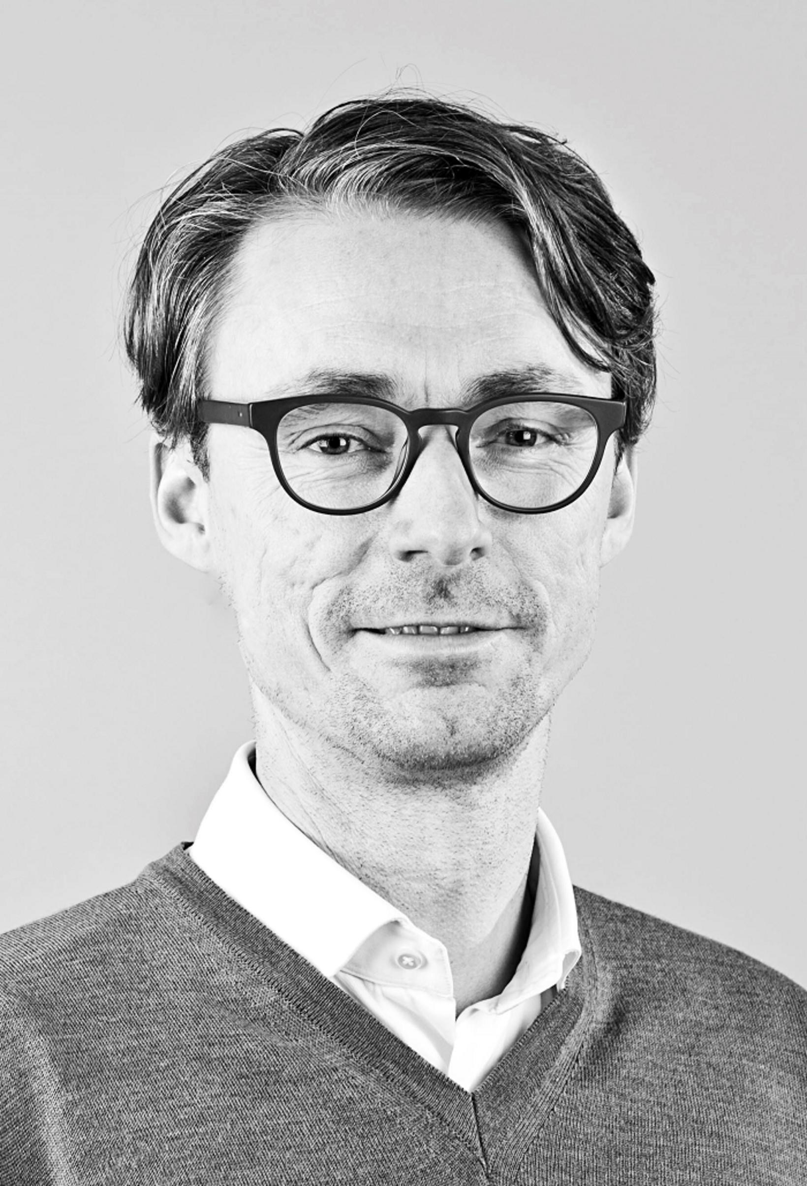 Haukur Hauksson, samskiptastjóri Veðurstofunnar.