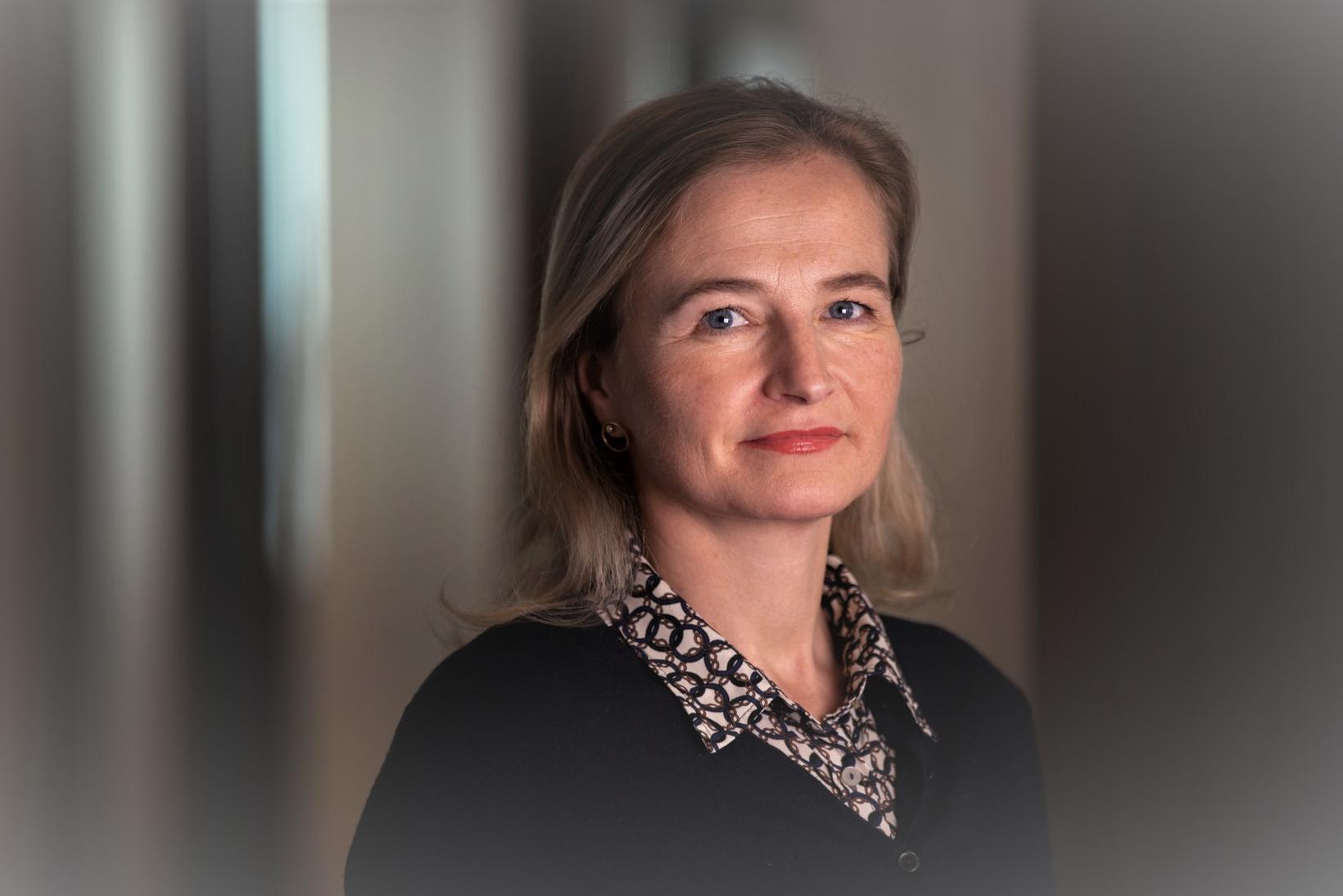 Anna Sigrún Baldursdóttir, aðstoðarmaður forstjóra Landspítalans.
