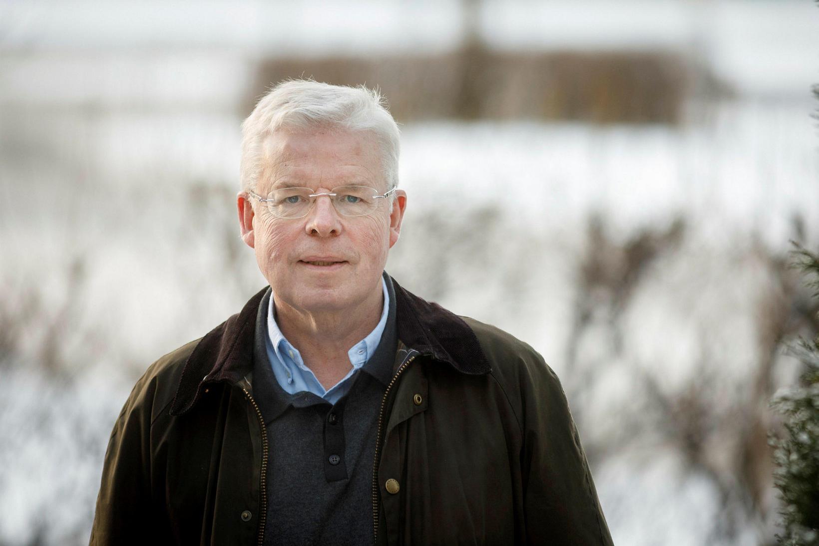 Einar K. Guðfinsson.