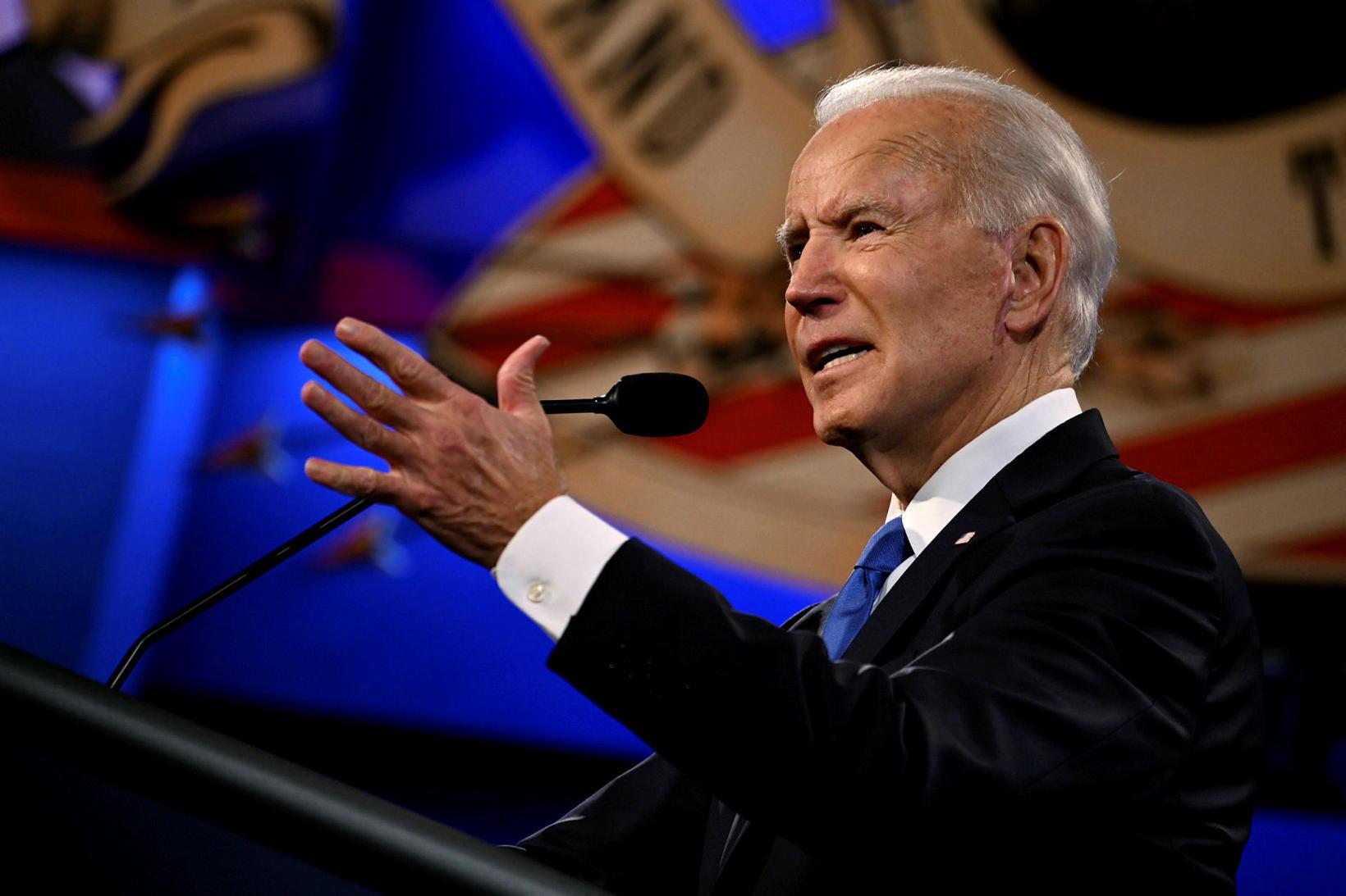Joe Biden fer til Iowa síðar í þessari viku.