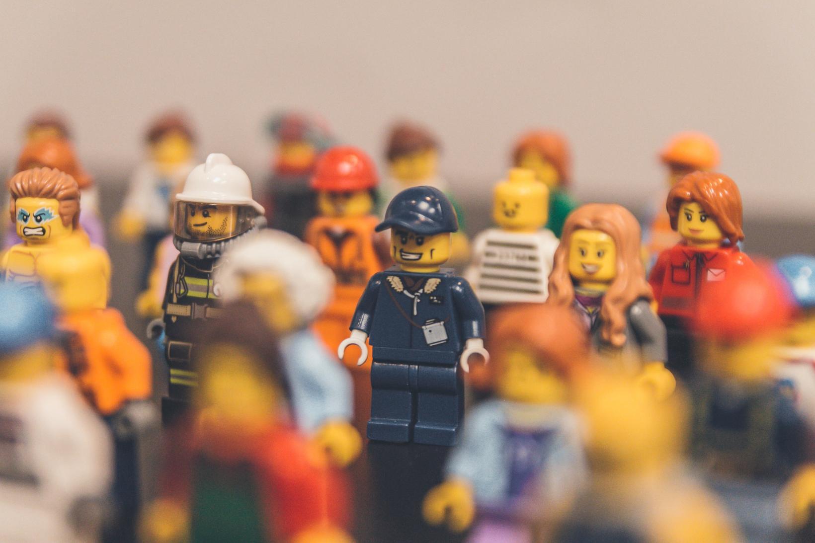Lego hættir með allar plastumbúðir árið 2021.