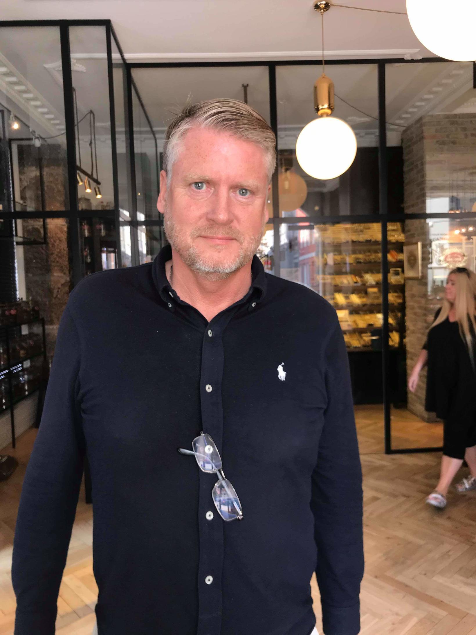 Kristinn Gylfi Jónsson.