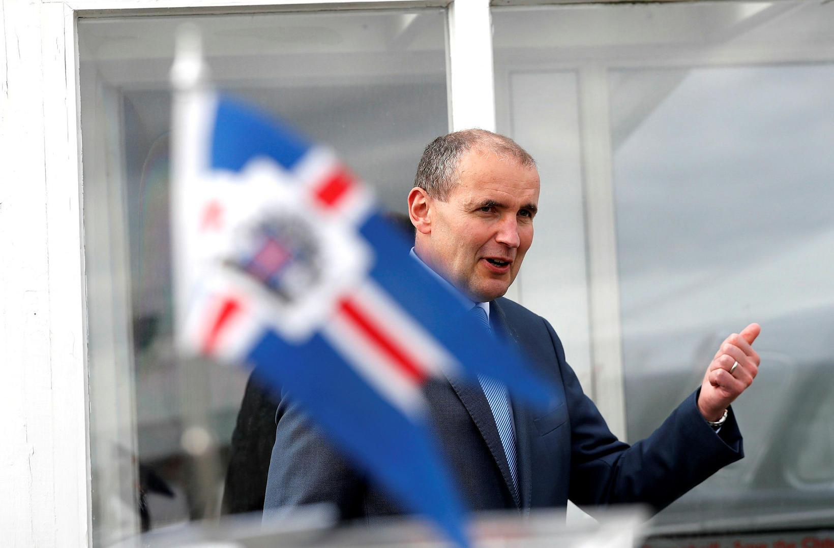 Guðni Th. Jóhannesson, forseti Íslands, sendi Chirstian Eriksen og fjölskyldu …