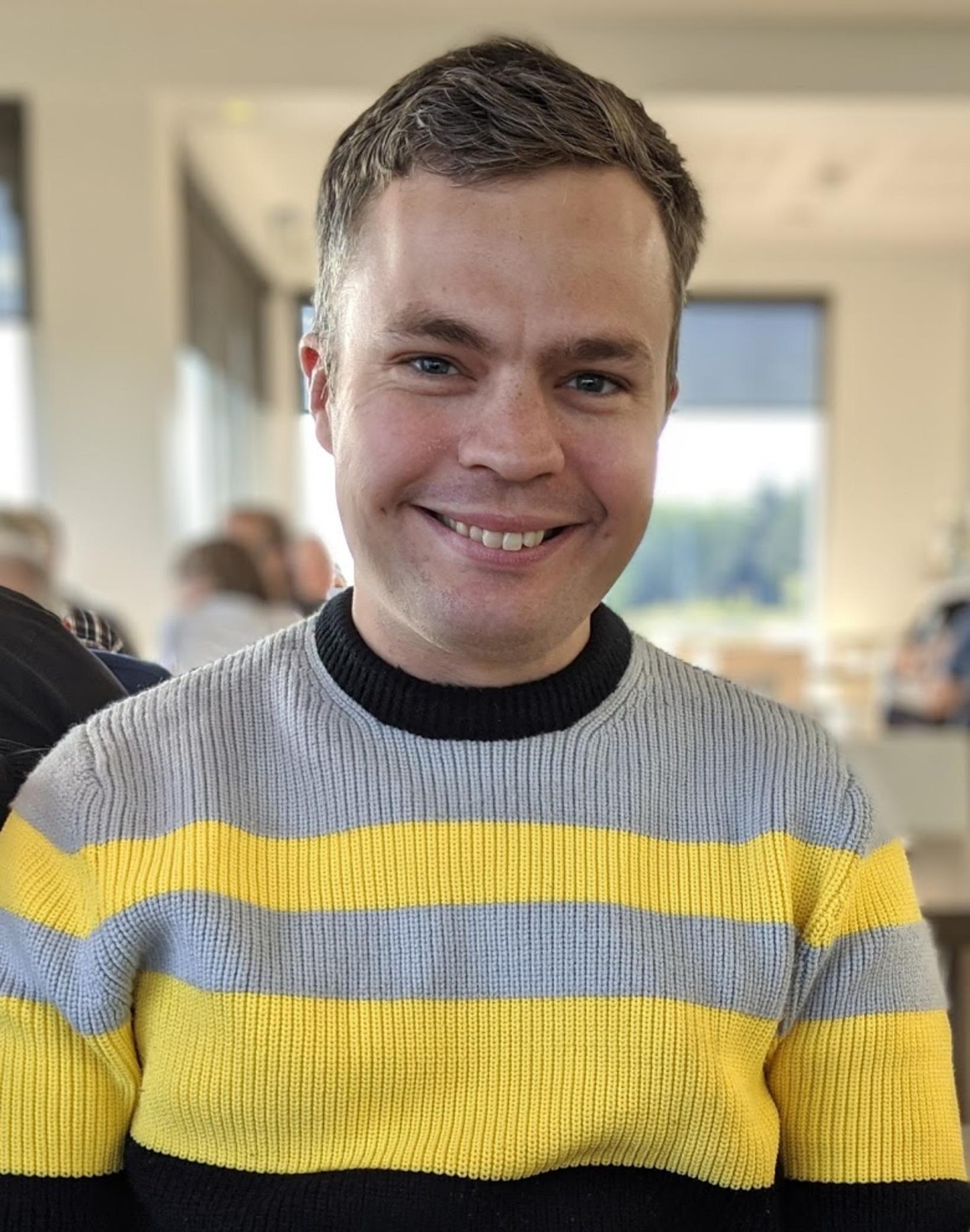 Hafsteinn Einarsson.