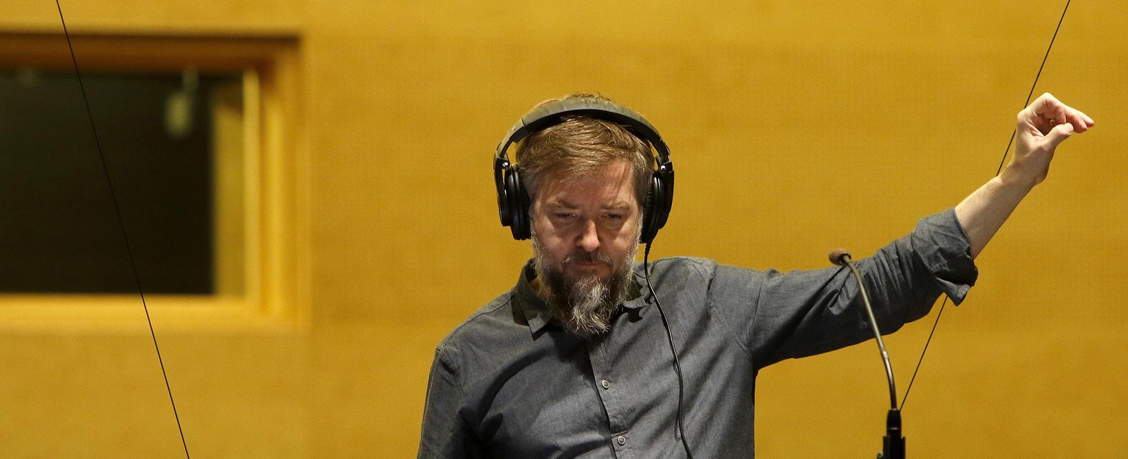 Atli Örvarsson hefur öðlast heimsfrægð fyrir kvikmyndatónlist sína.