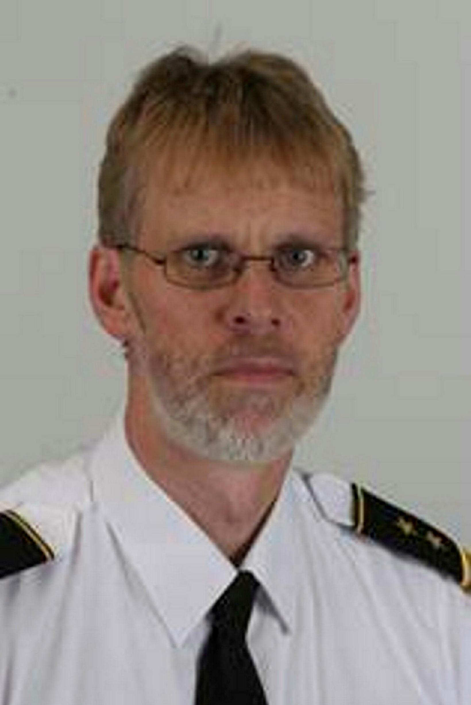 Kristján Ólafur Guðnason.