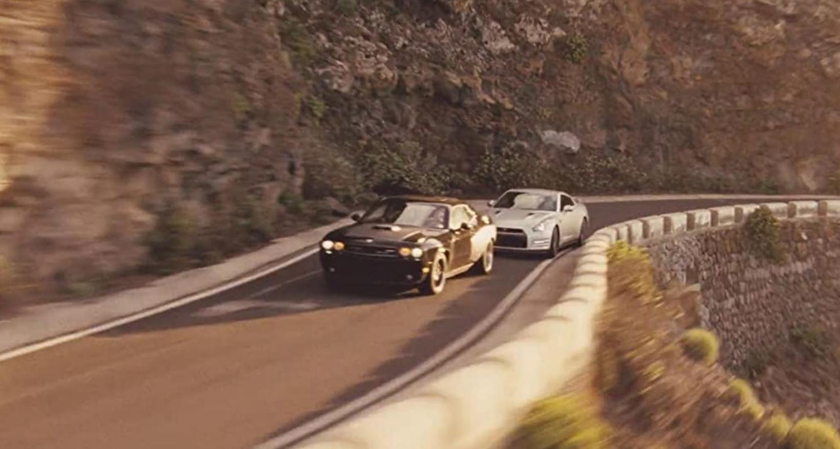 Fast & Furious 6 var tekin upp á Tenerife.