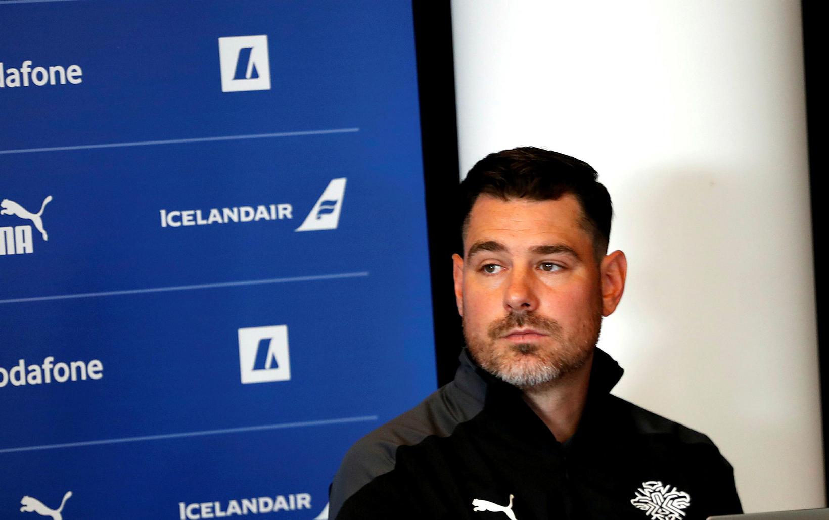 Freyr Alexandersson stýrir liði Al-Arabi á morgun.