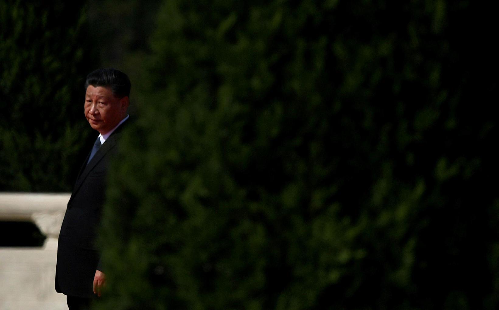 Xi Jinping forseti Kína.