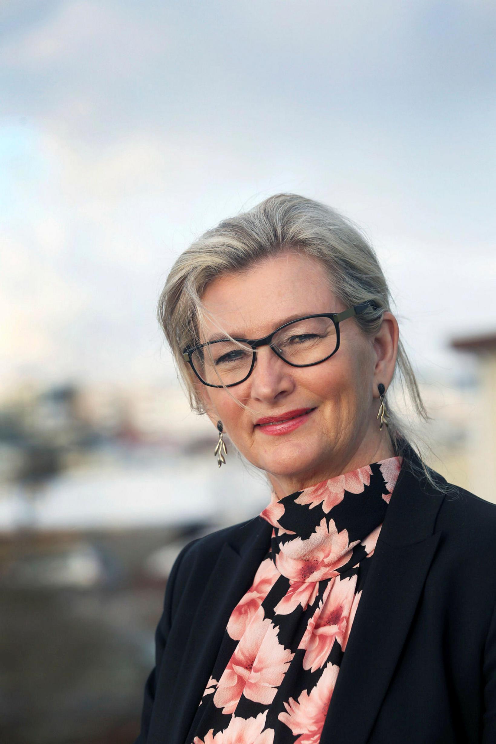 Alma Möller árið 2020.