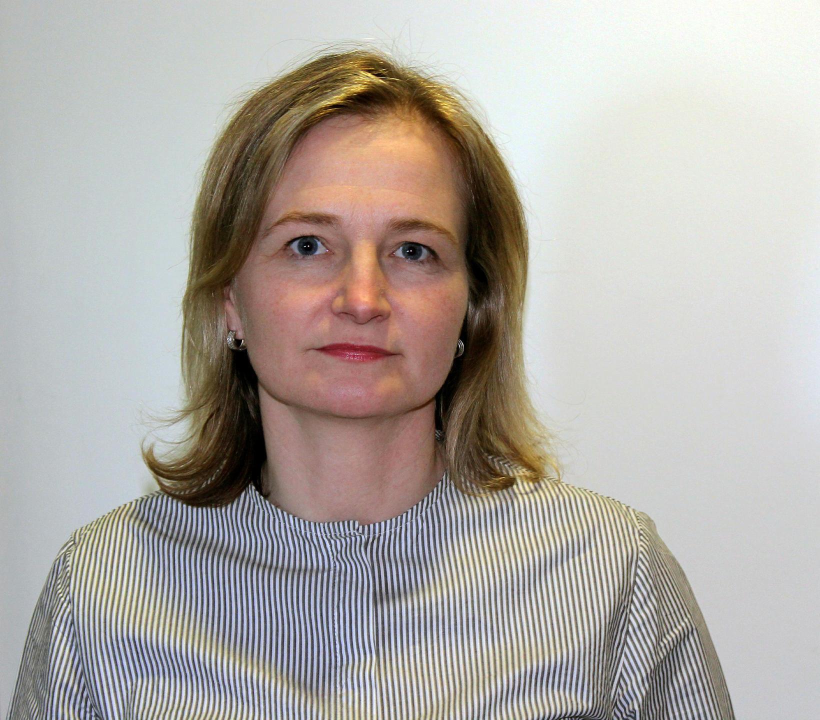 Anna Sigrún Baldursdóttir, aðstoðarmaður forstjóra Landspítala.