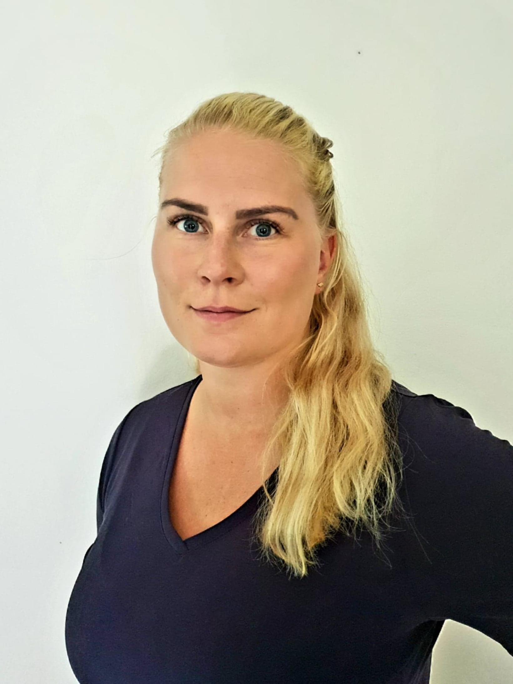 Kristín Ómarsdóttir lýðheilsufræðingur.