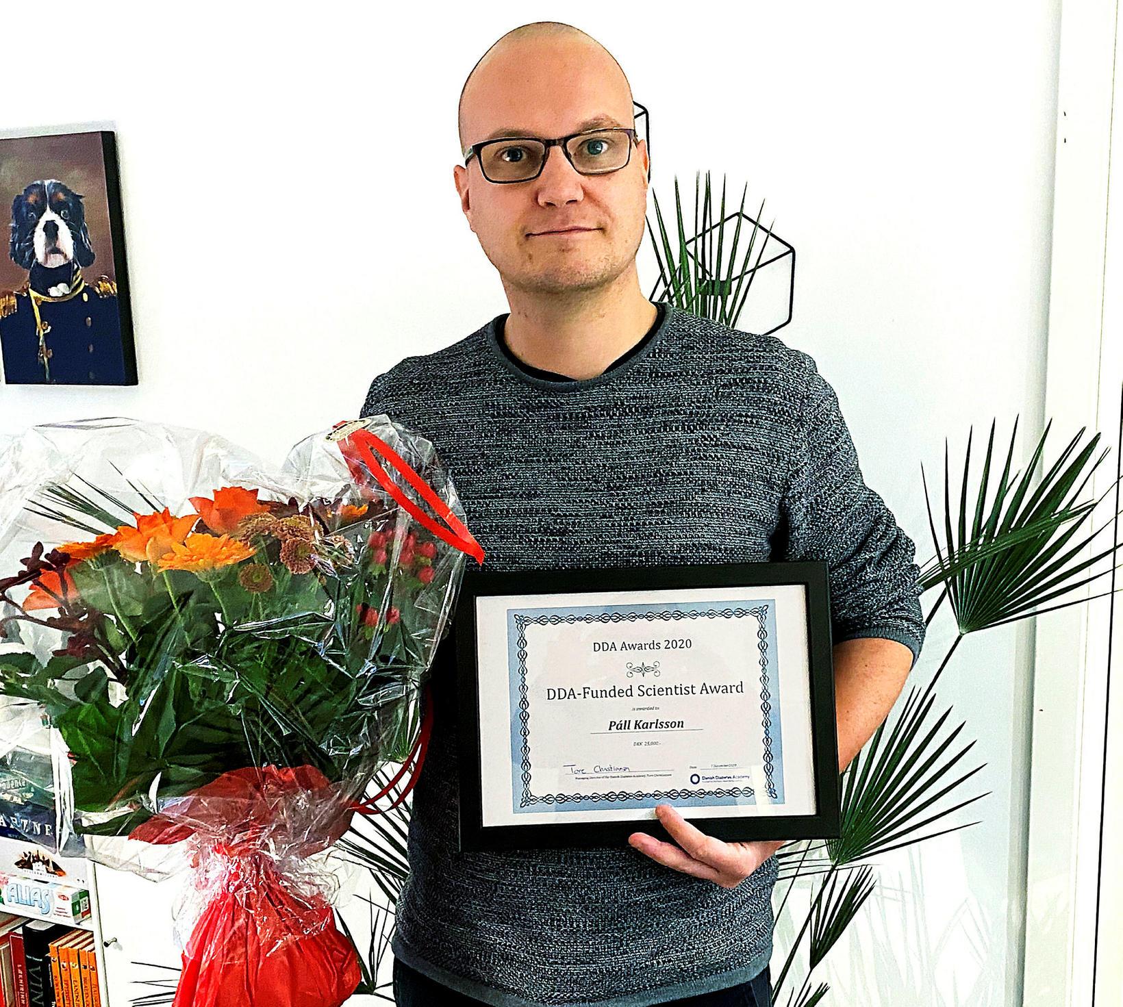 Páll Ragnar Karlsson, PhD.