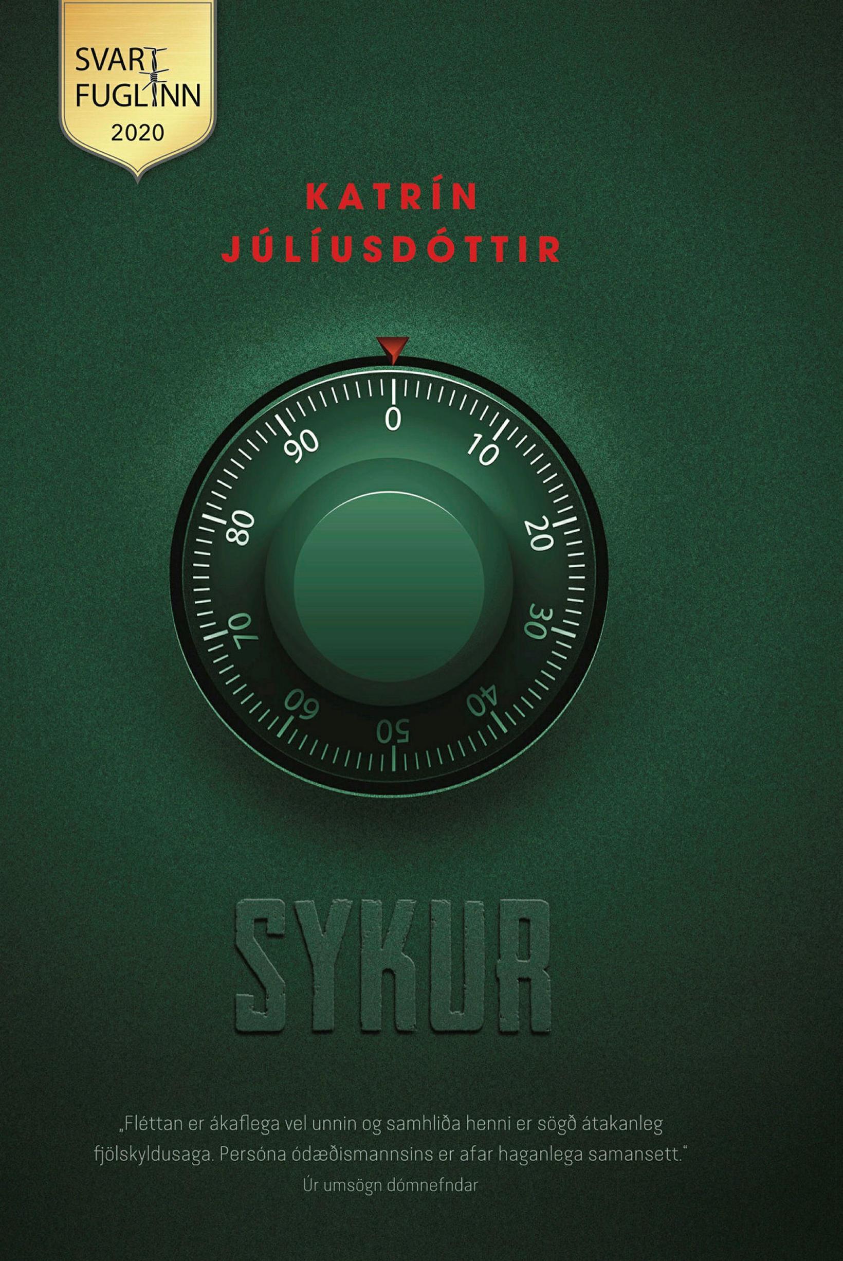 Bók Katrínar Júlíusdóttur, Sykur, er tilvalin jólagjöf. Hún kostar 5.990 …