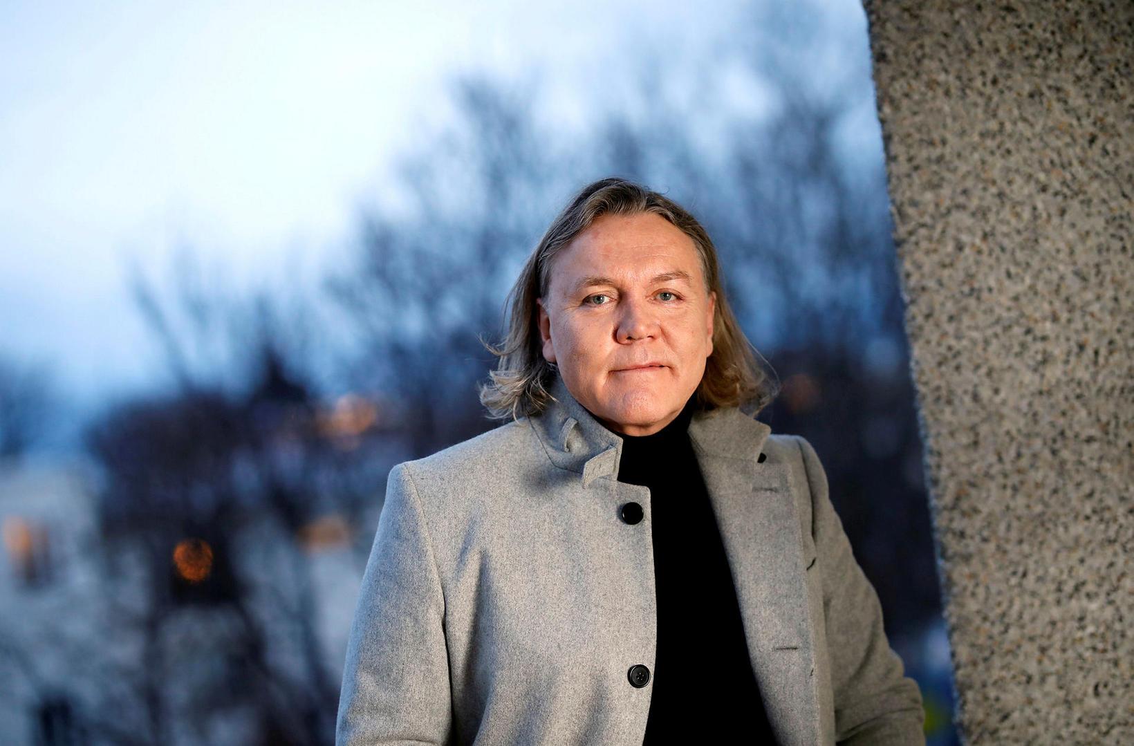 Einar Þór missti marga góða vini og félaga úr alnæmi.