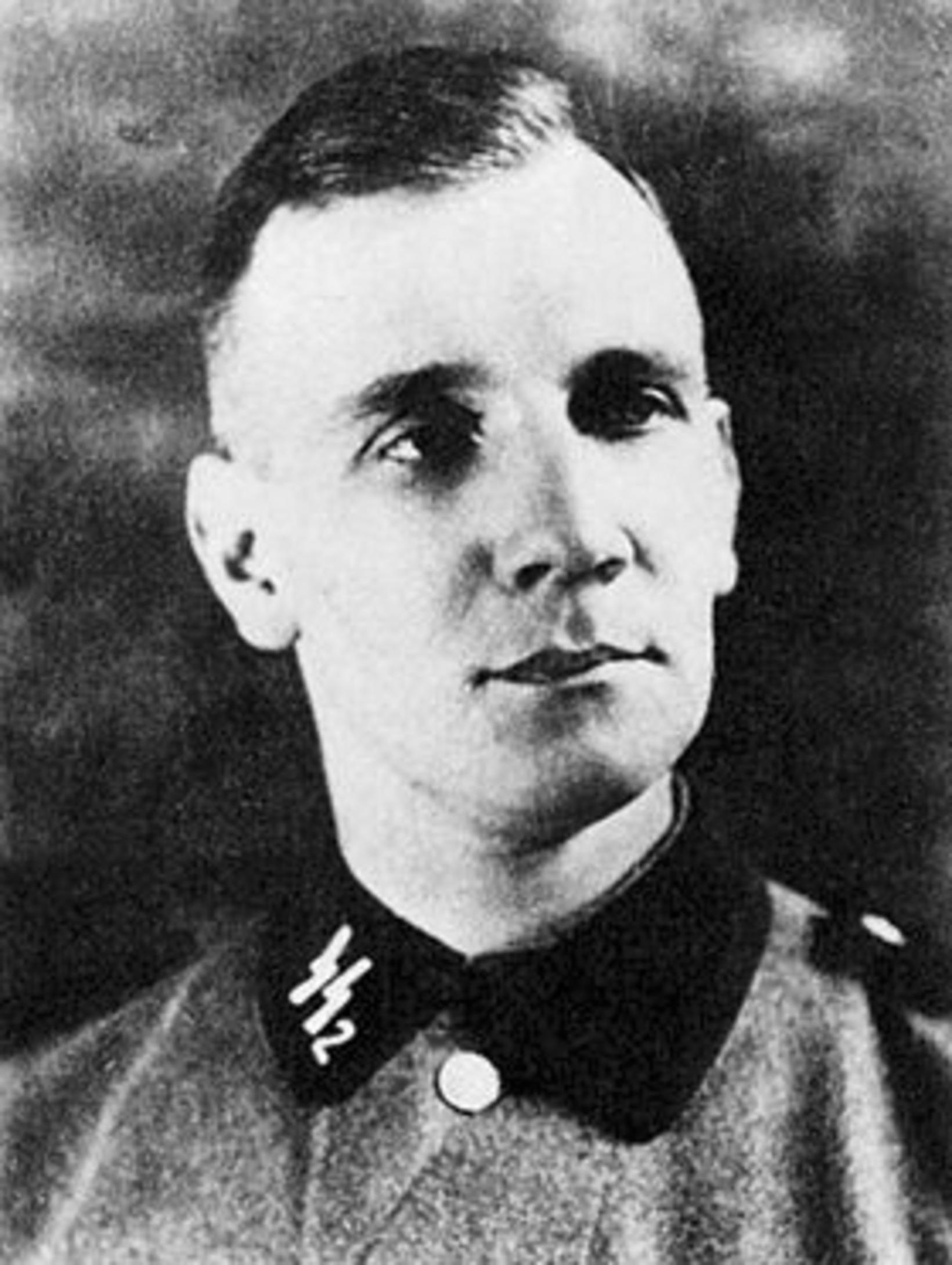 Kurt Gerstein.