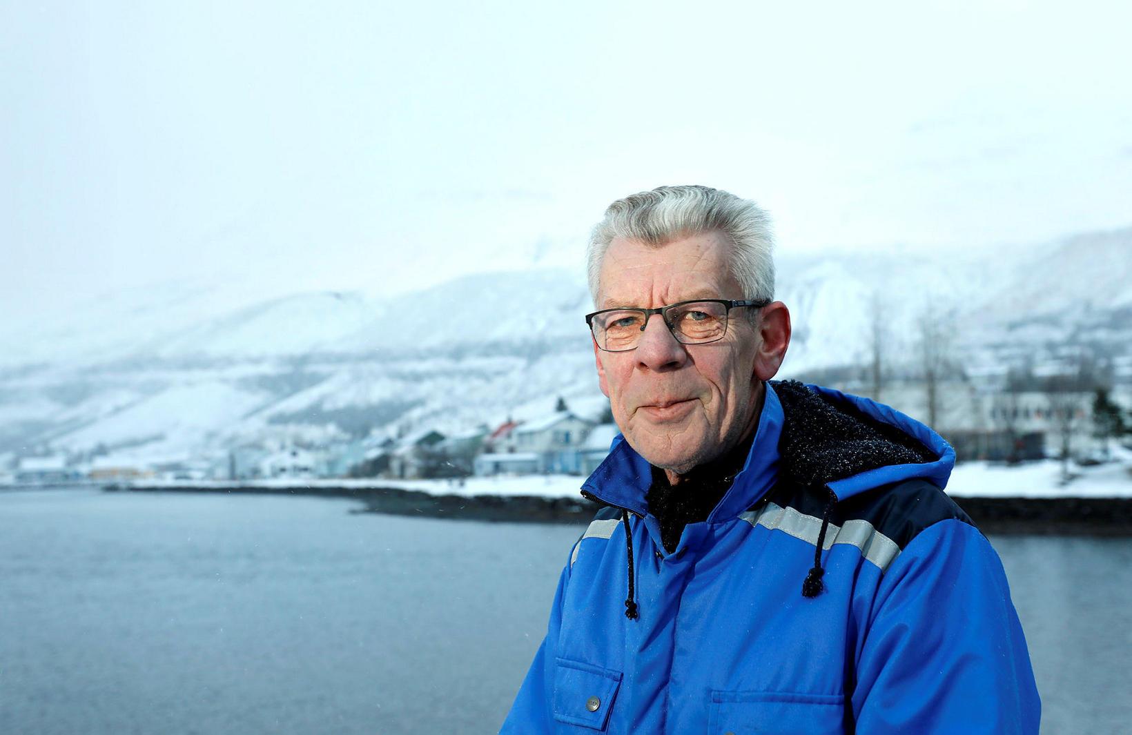 Ásgeir Magnússon.