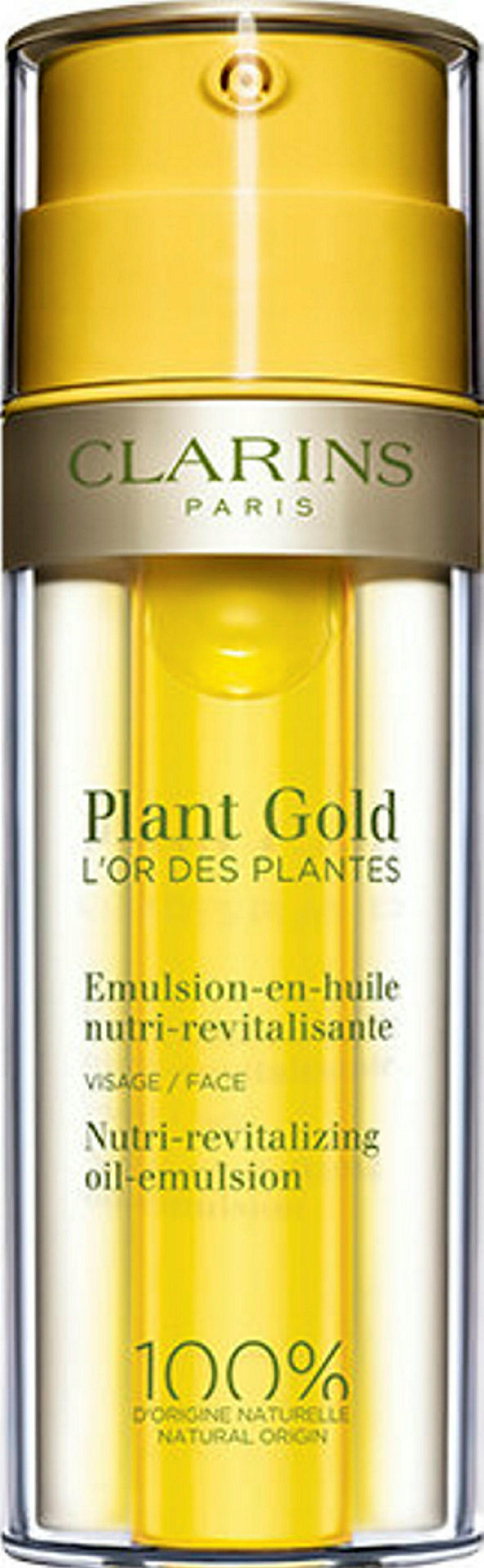 Plant Gold frá Clarins.