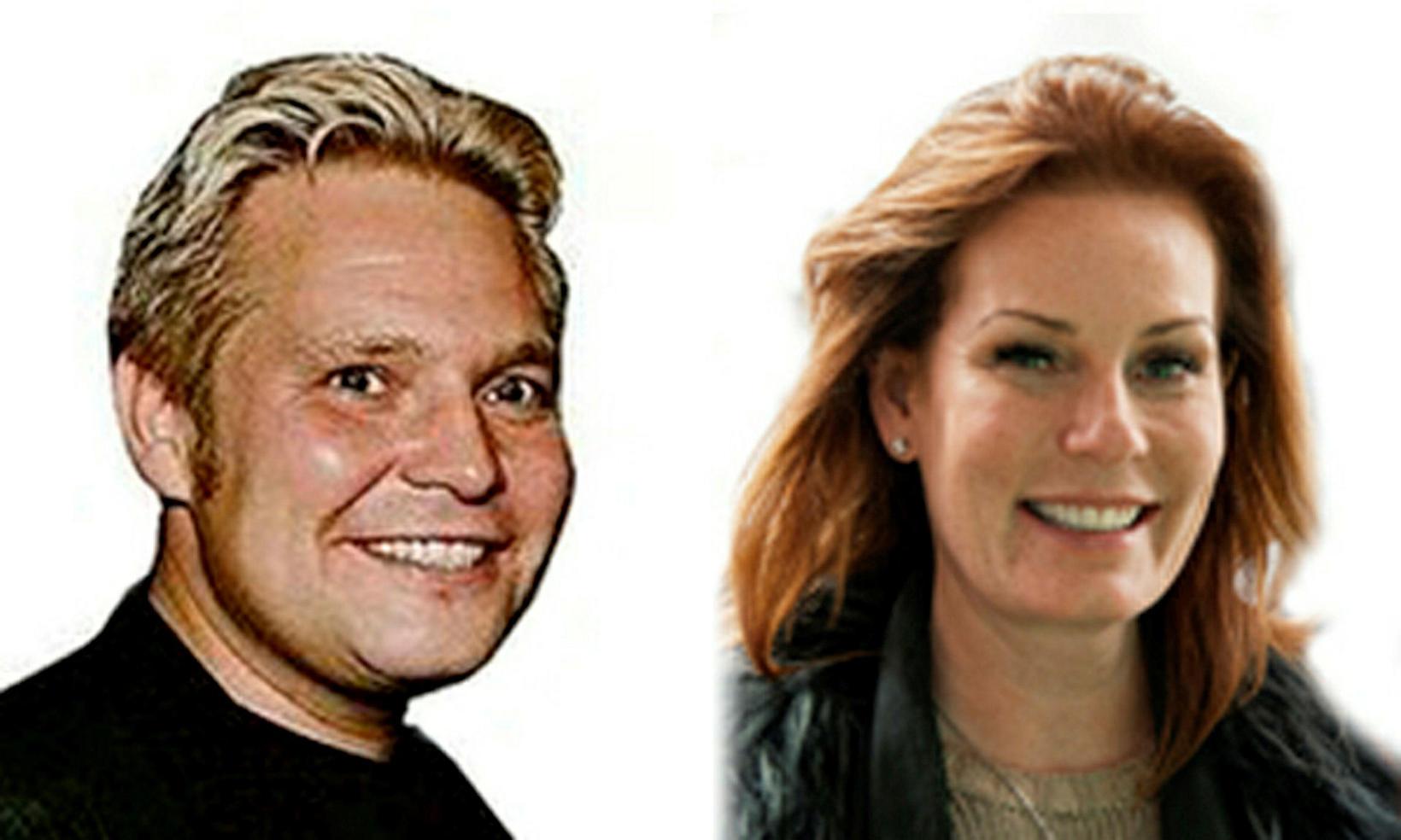 Magnús Ármann og Margrét Íris Baldursdóttir.