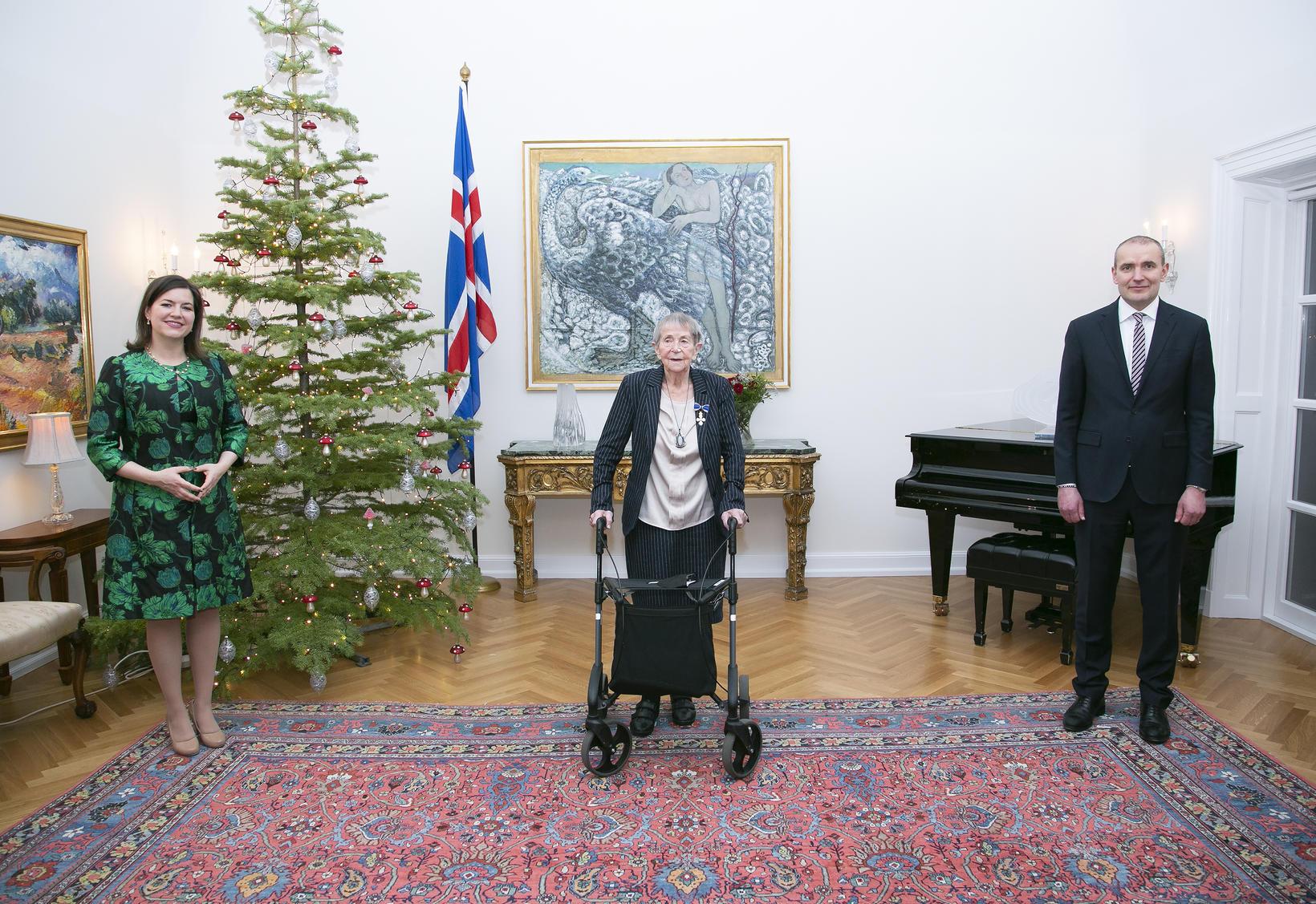 Sigrún Árnadóttir.