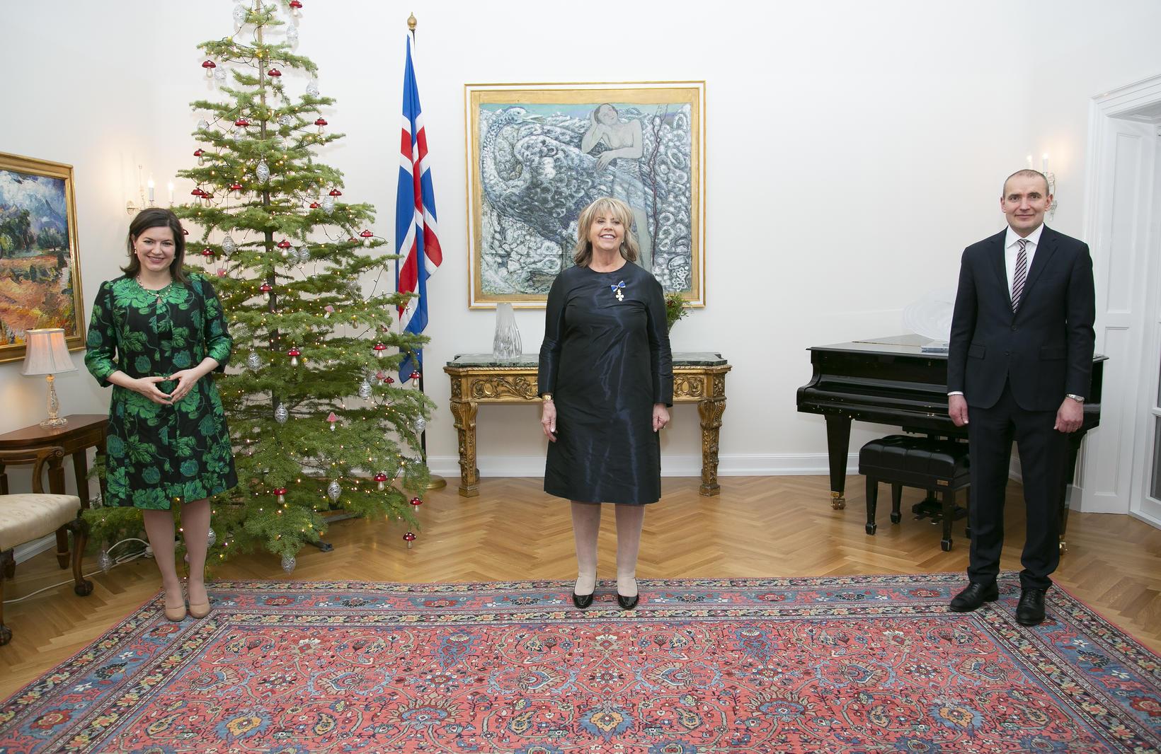 Vilborg Ingólfsdóttir.