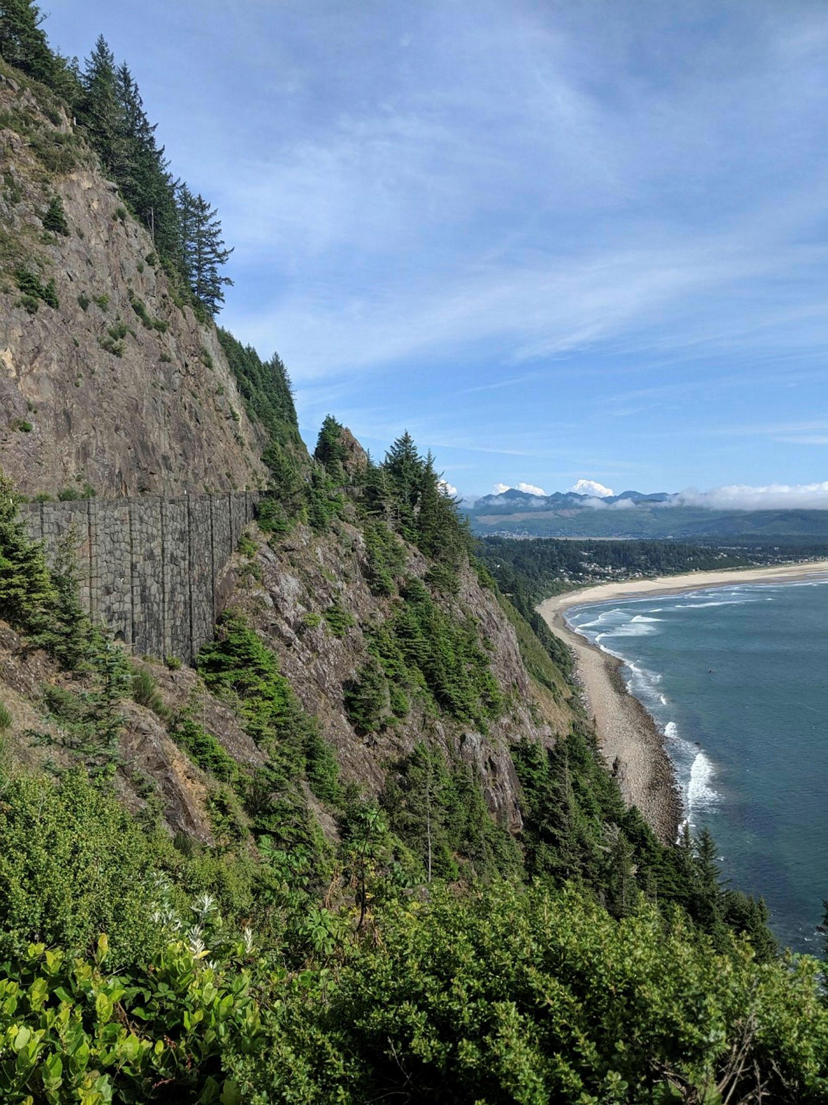 Manzanita í Oregonríki.