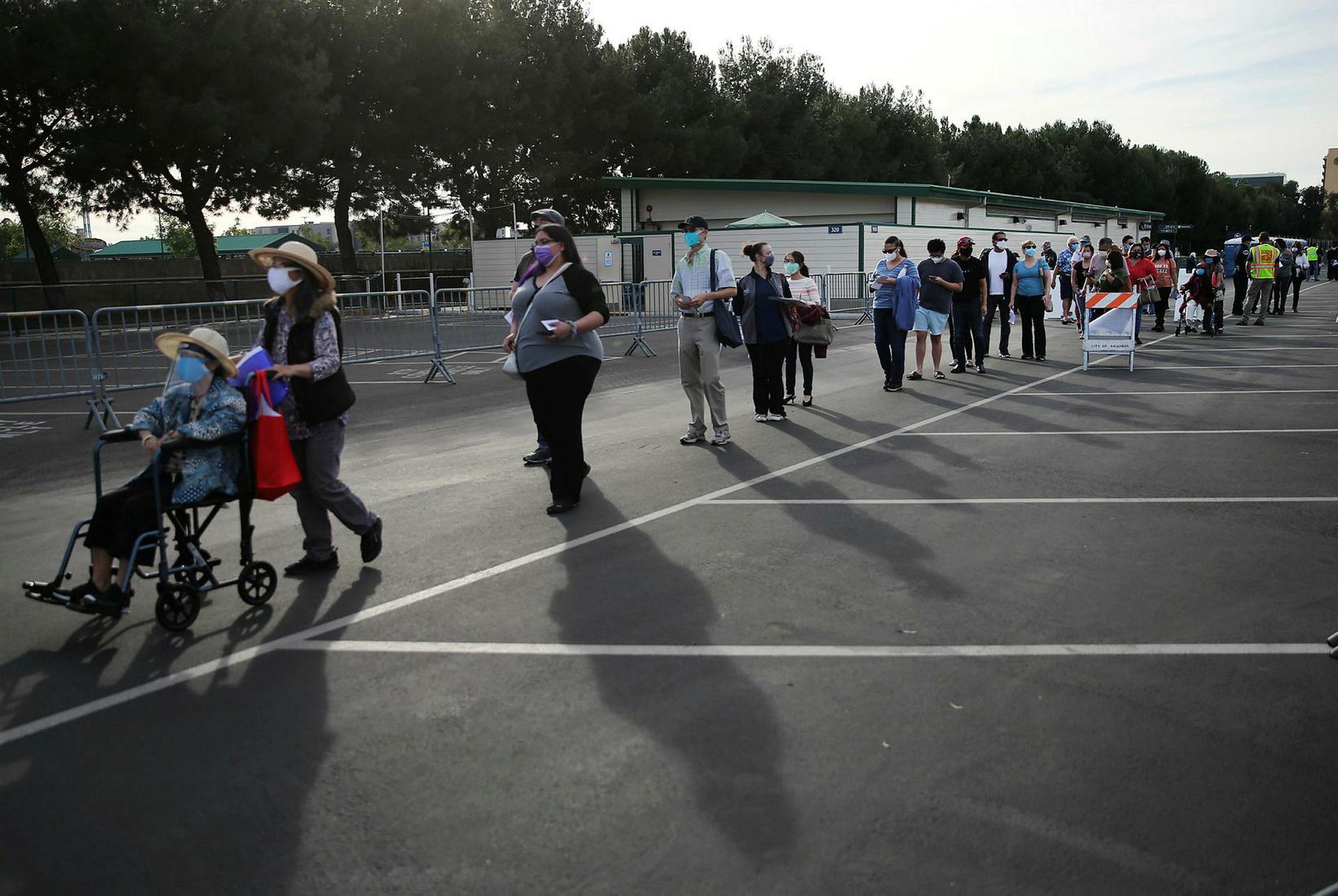170.000 skammtar bóluefnis hafa verið tryggðir fyrir íbúa Orange County …