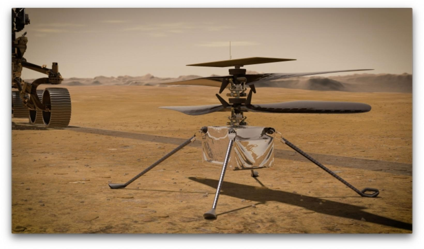 Several drones have been designed for space exploration in recent …