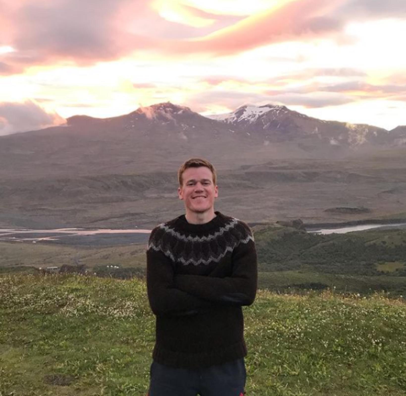 Kolbeinn Tumi Daðason.