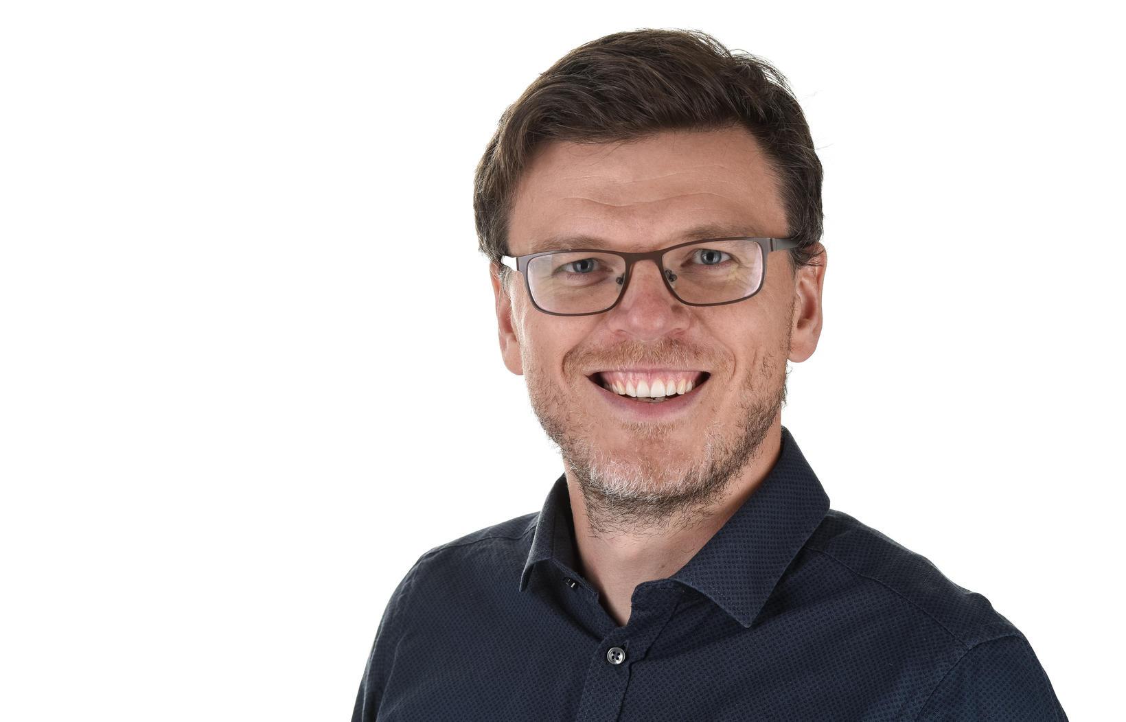 Björn Oddsson, jarðeðlisfræðingur hjá almannavarnardeild ríkislögreglustjóra.
