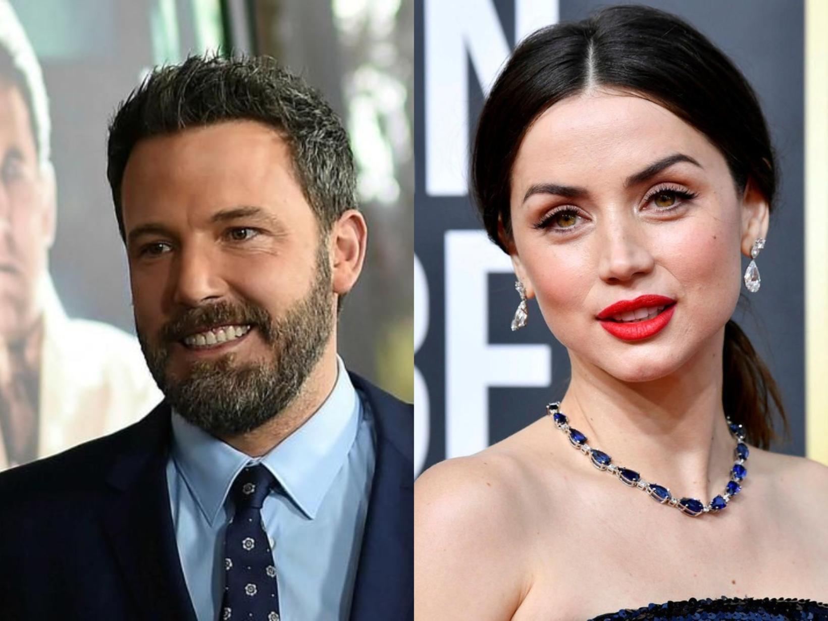 Ben Affleck og Ana de Armas eru hætt saman.