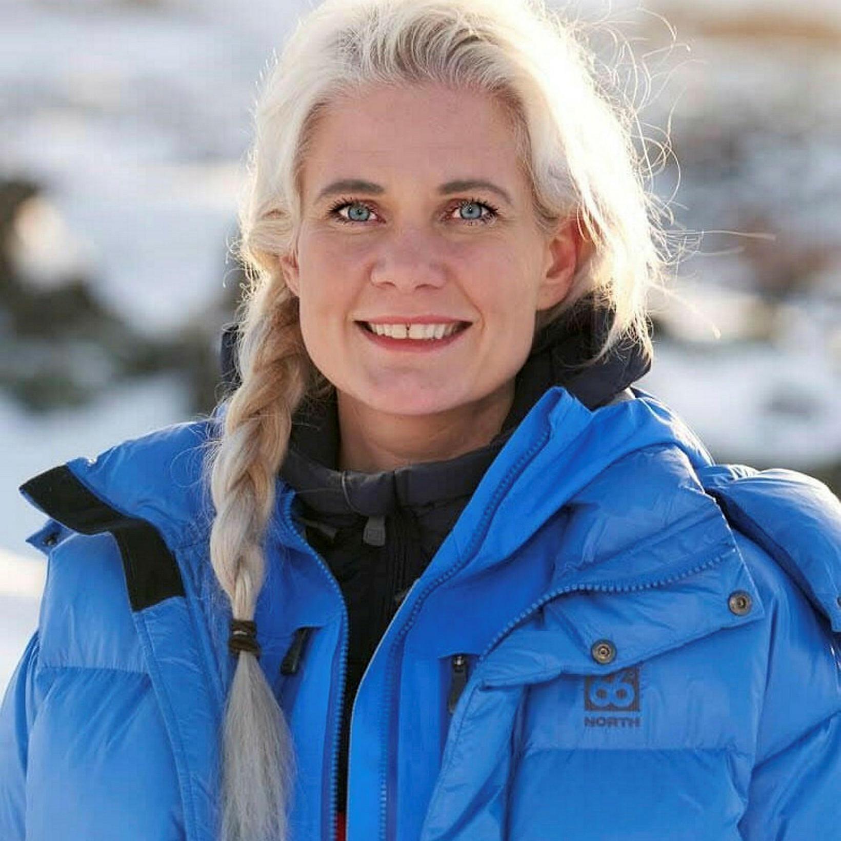 Karen Kjartansdóttir, framkvæmdastjóri Samfylkingarinnar.