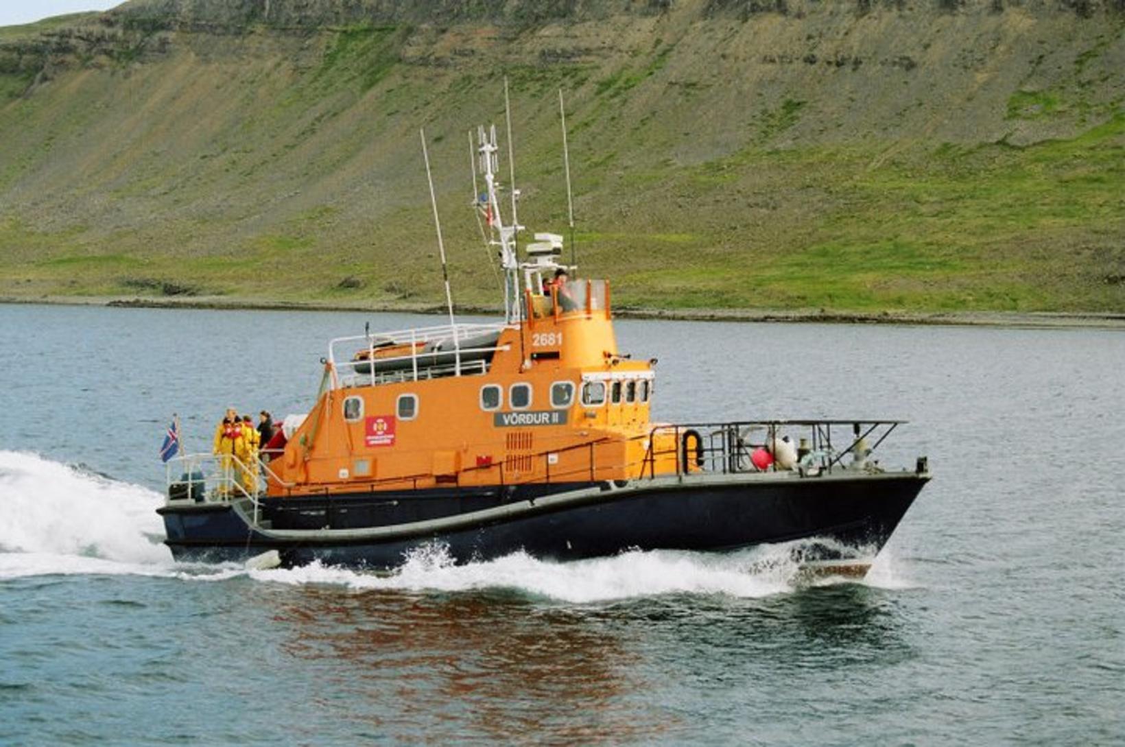 Björgunarskipið Vörður II.