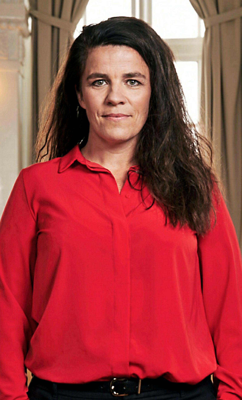 MP Helga Vala Helgadóttir.